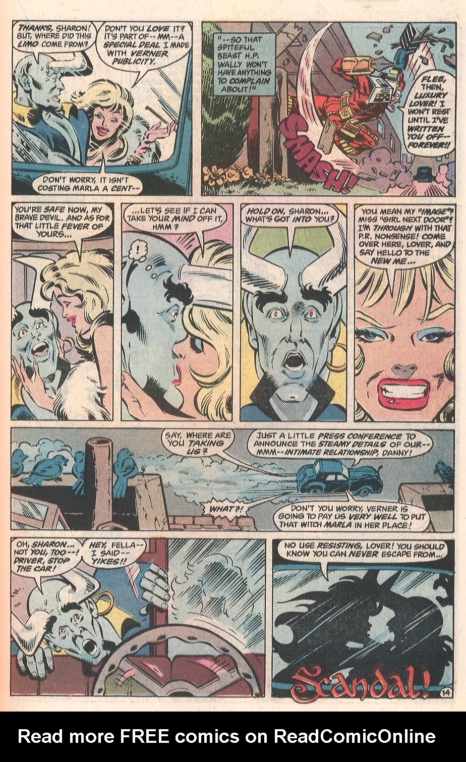 Blue Devil 11 Page 15