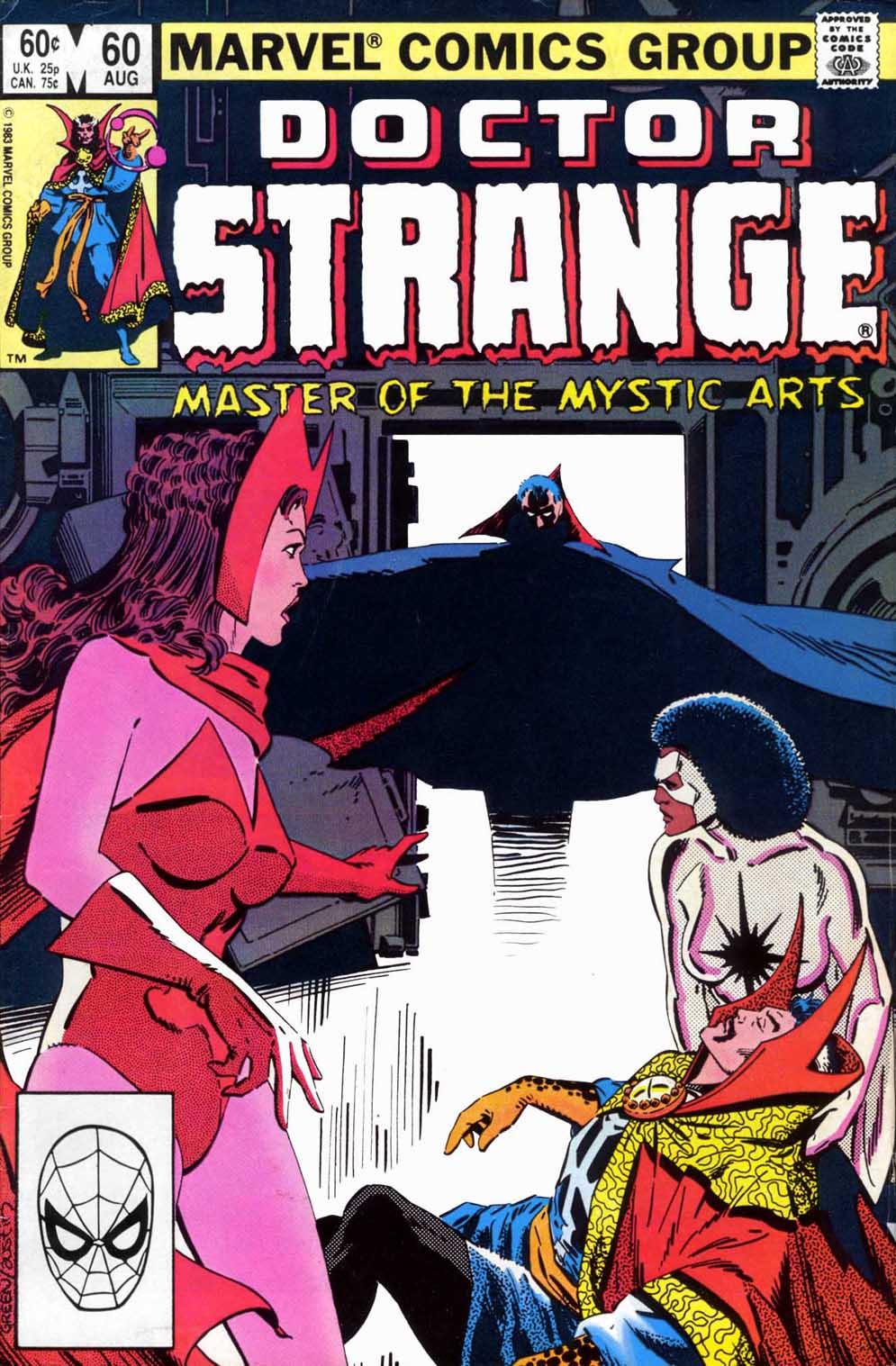 Doctor Strange (1974) 60 Page 1