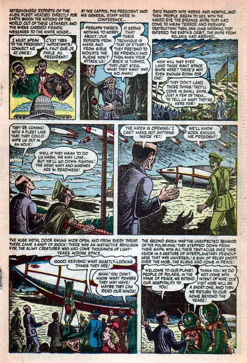 Read online Adventures into Weird Worlds comic -  Issue #27 - 20