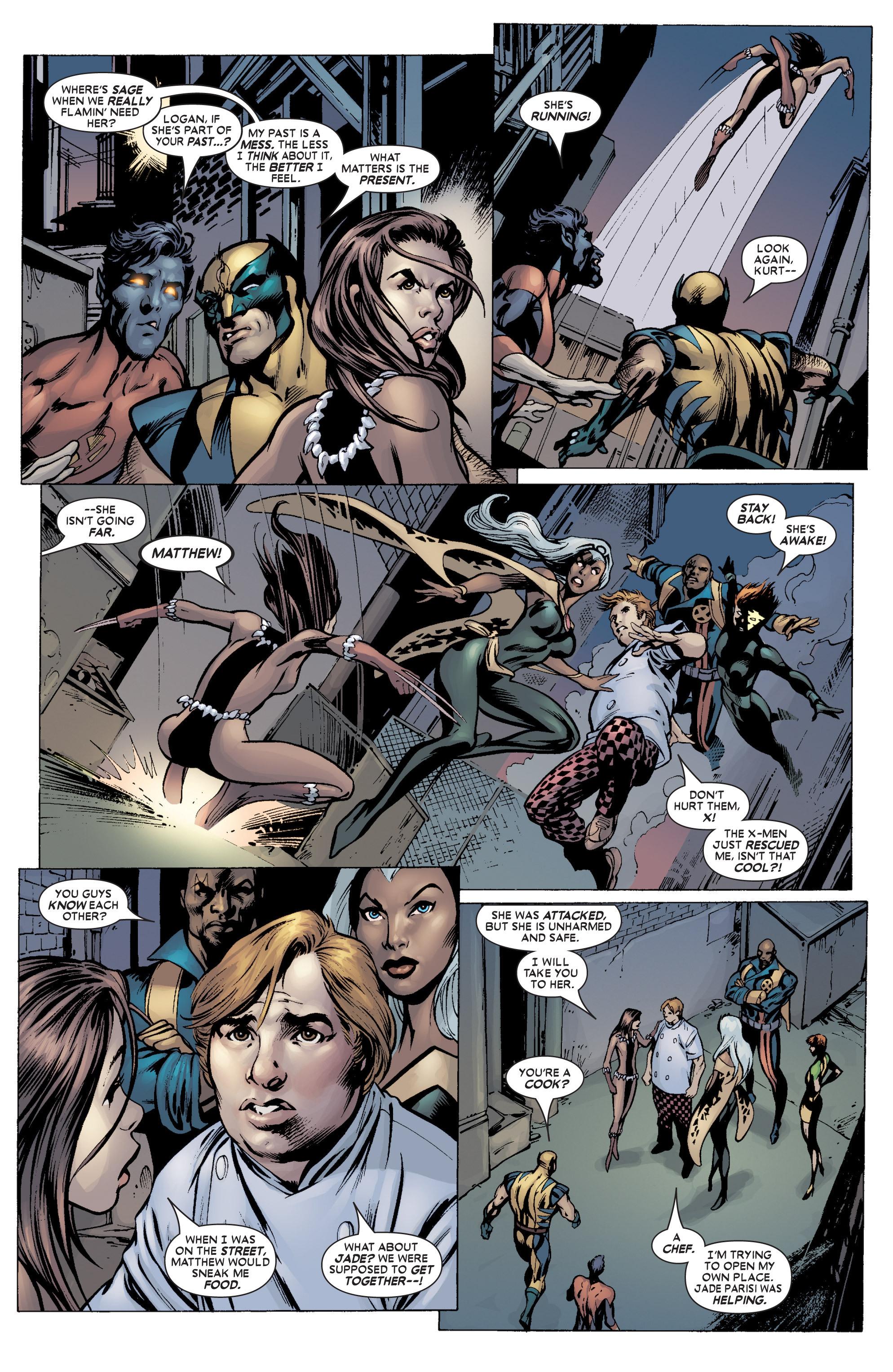 Read online Uncanny X-Men (1963) comic -  Issue #451 - 17