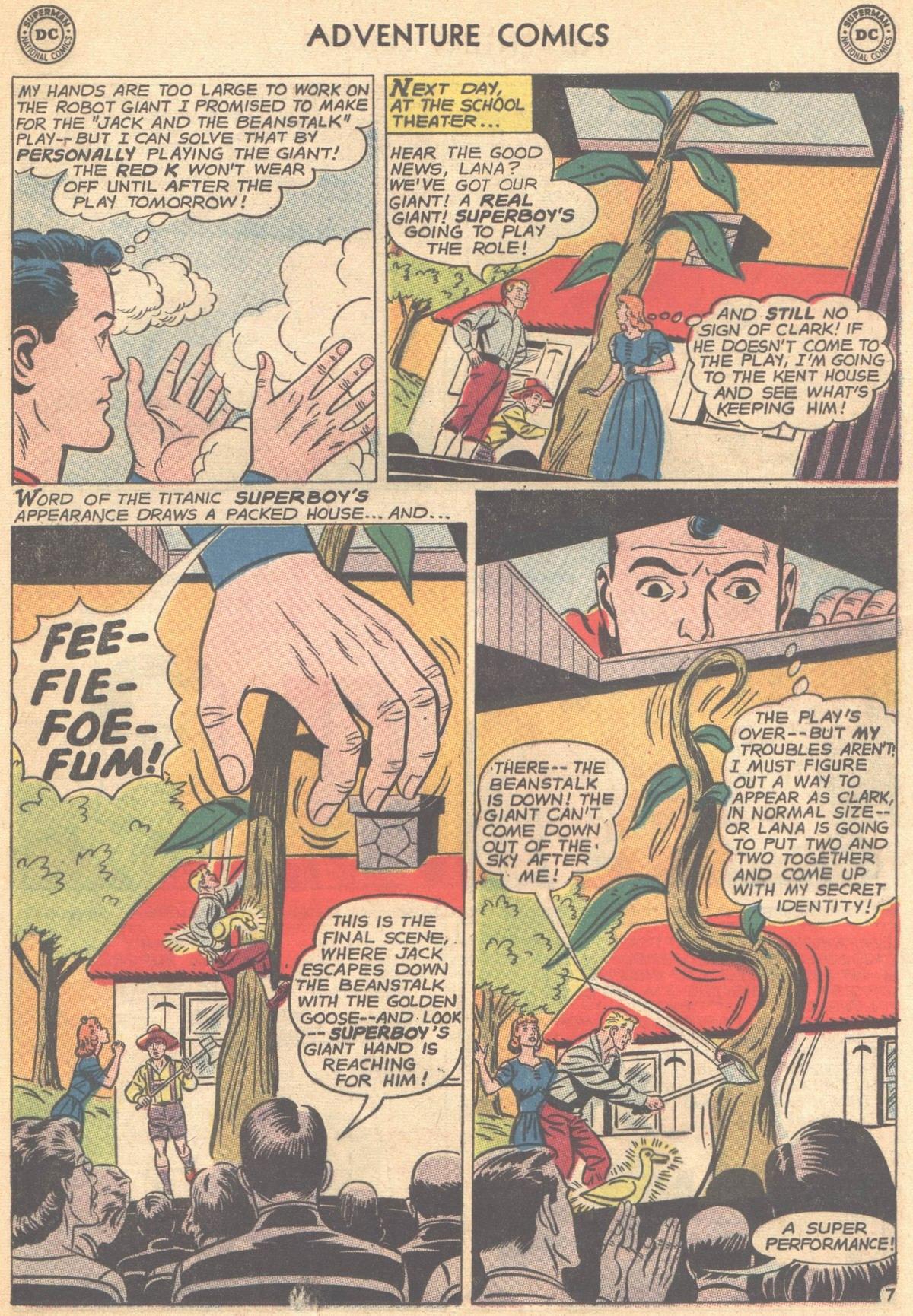 Read online Adventure Comics (1938) comic -  Issue #315 - 29