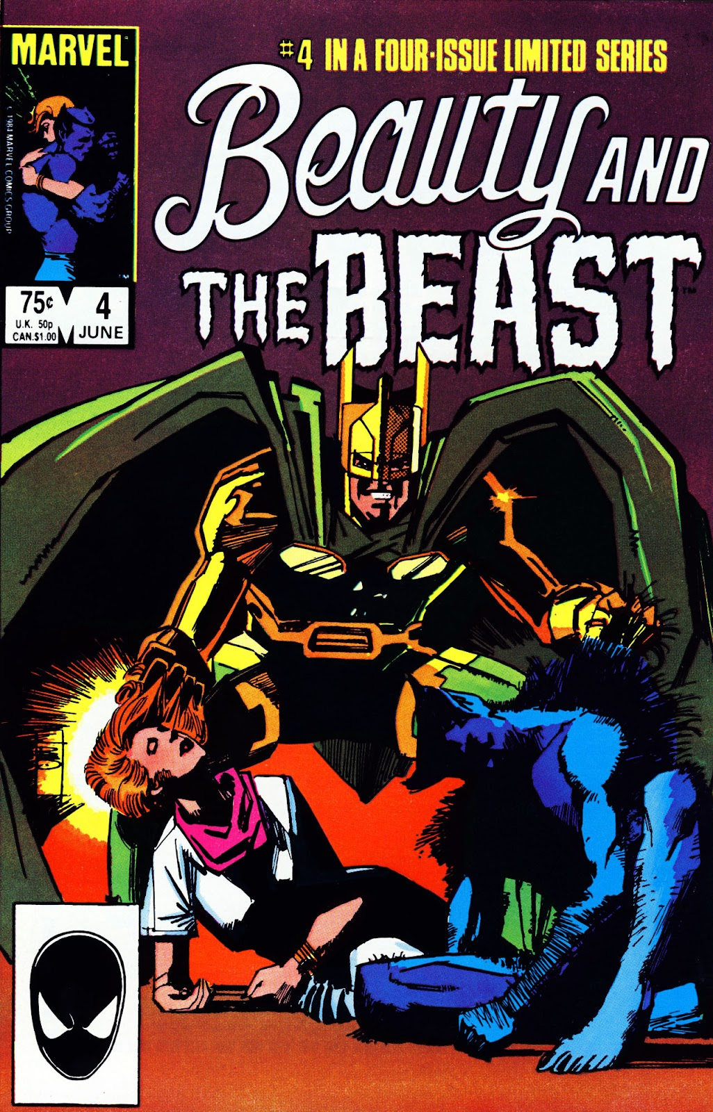 Beauty and the Beast (1984) 4 Page 1