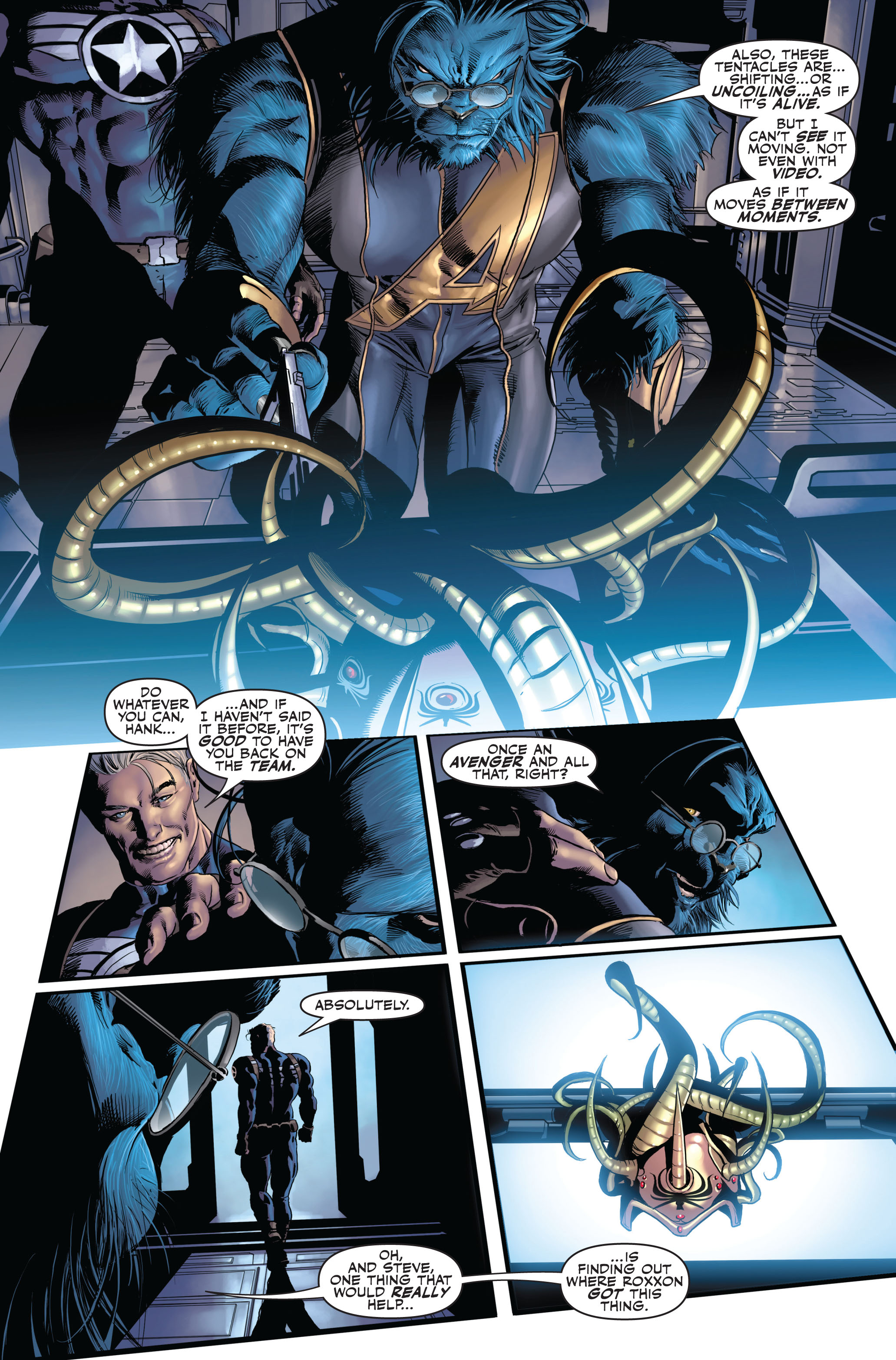 Read online Secret Avengers (2010) comic -  Issue #1 - 10