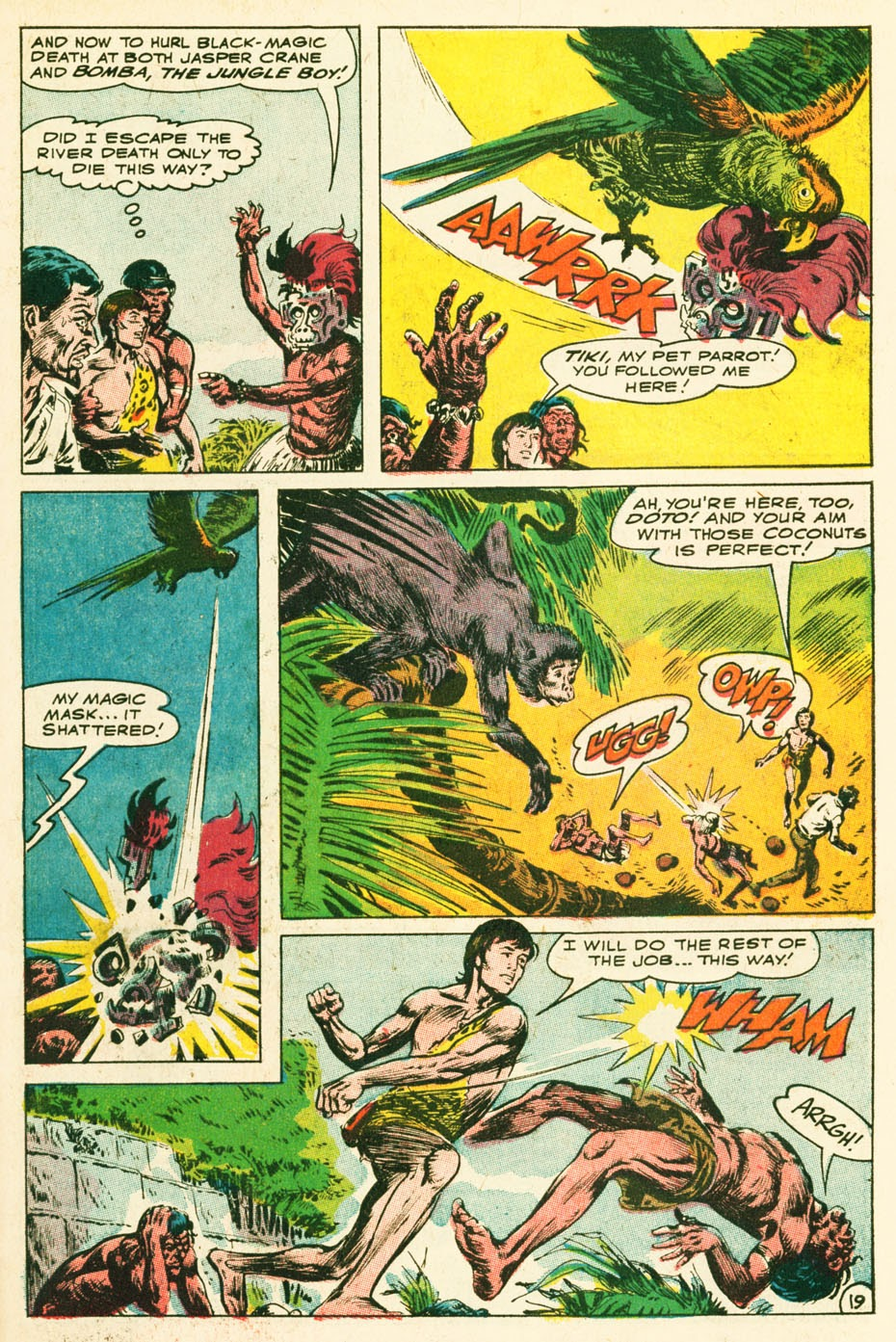 Bomba, The Jungle Boy issue 1 - Page 25