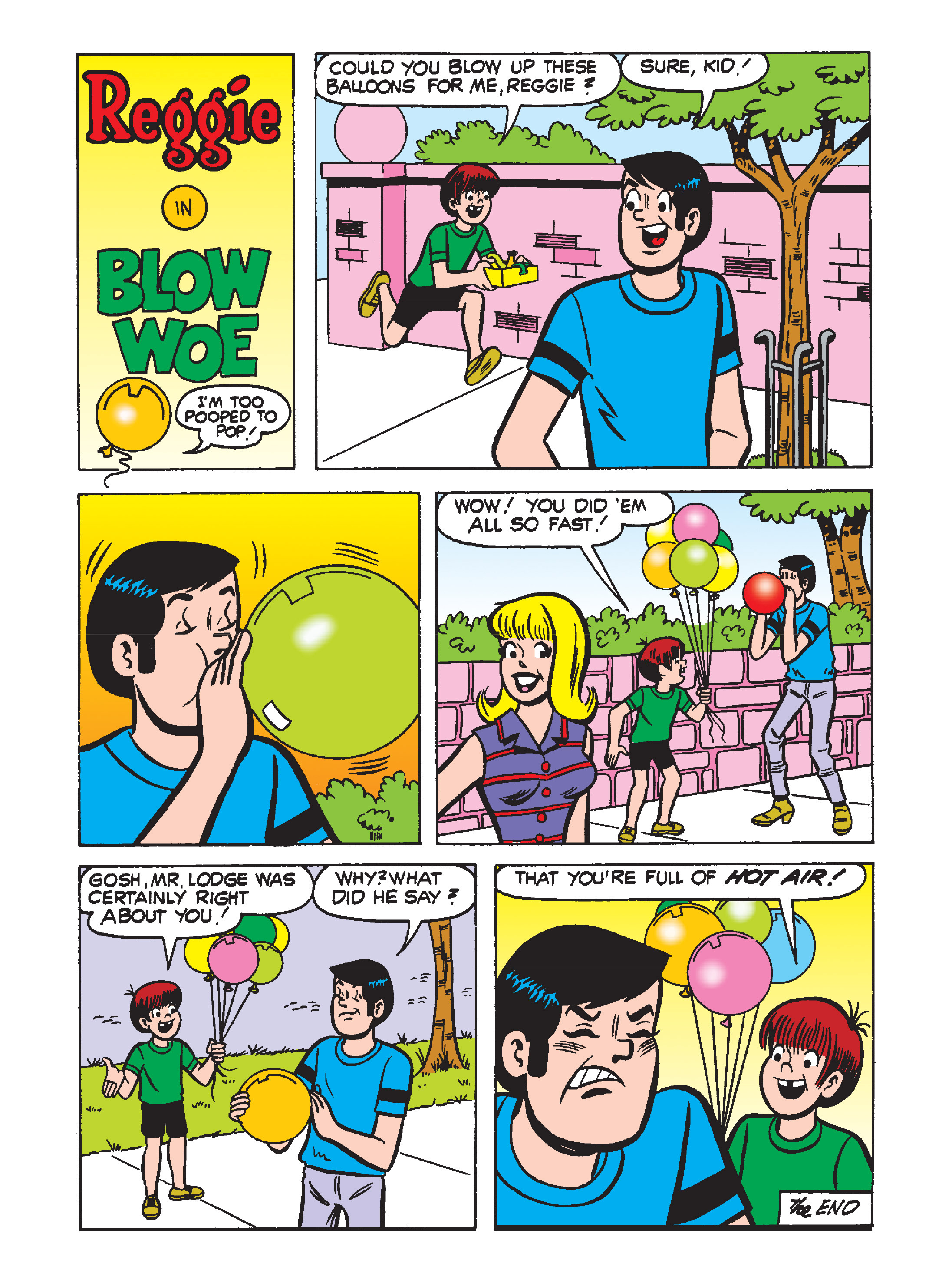 Read online Archie's Funhouse Double Digest comic -  Issue #8 - 125