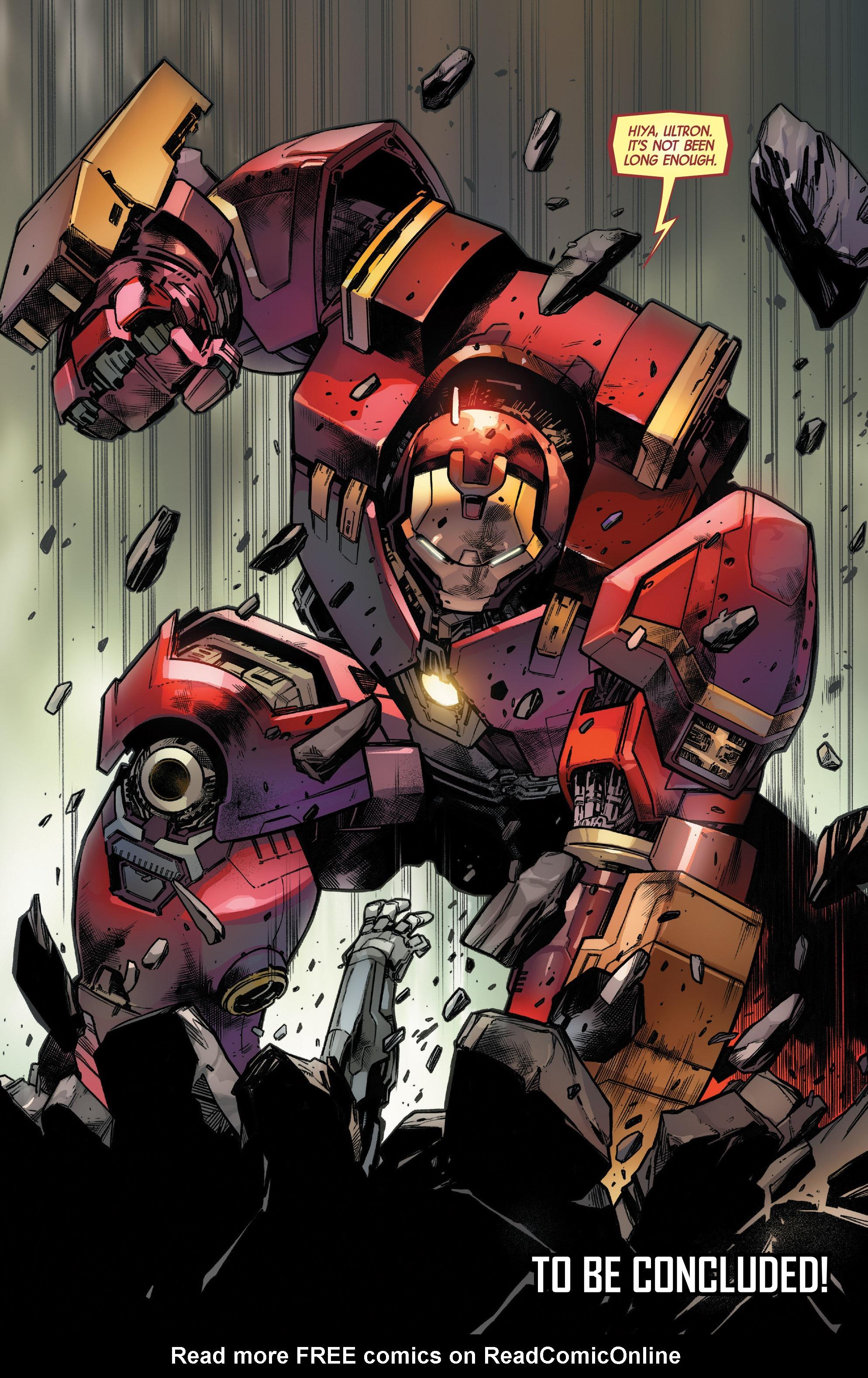 Read online Uncanny Avengers [II] comic -  Issue #11 - 22