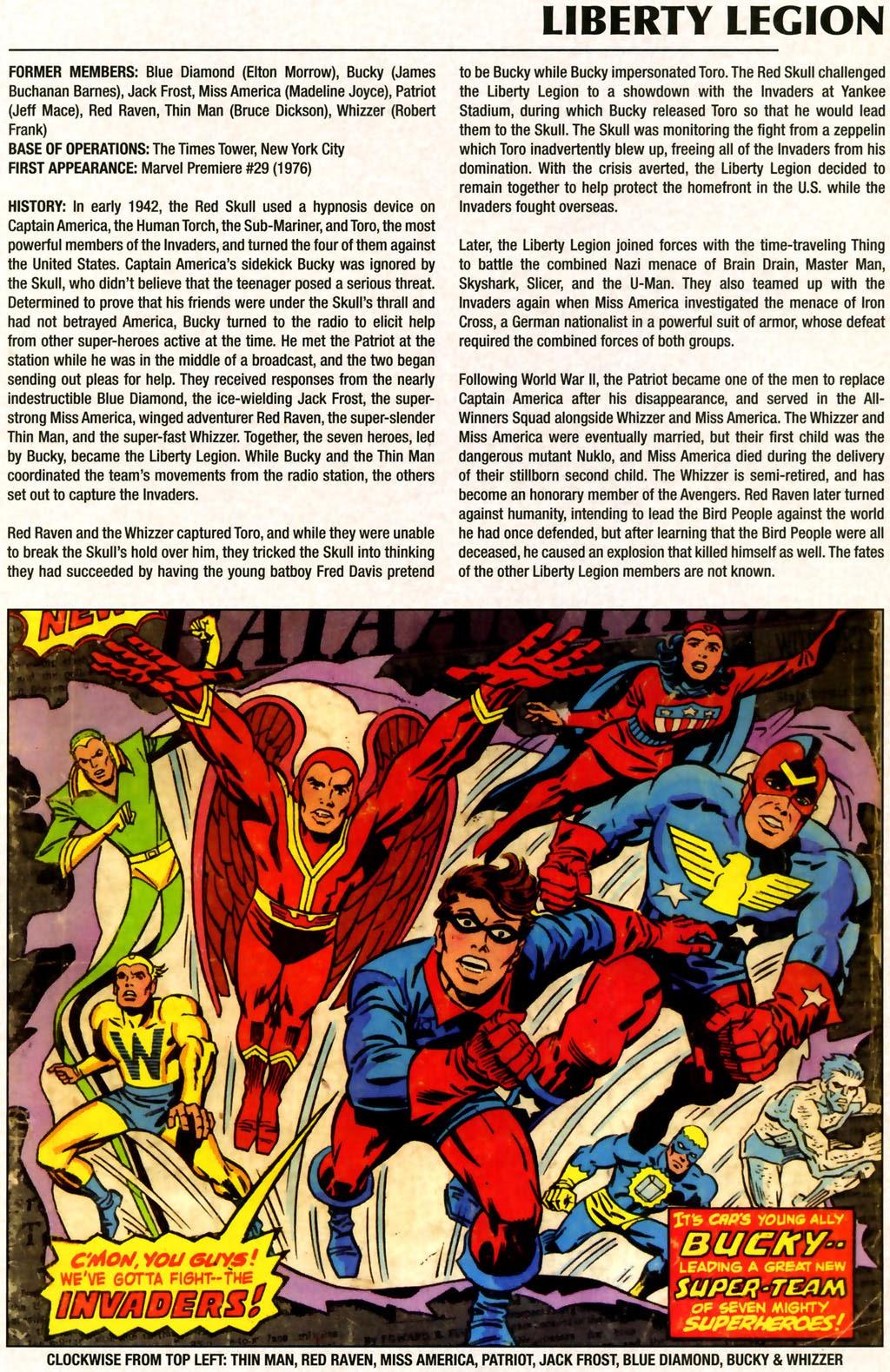 Read online Marvel Legacy: The 1970's Handbook comic -  Issue # Full - 35