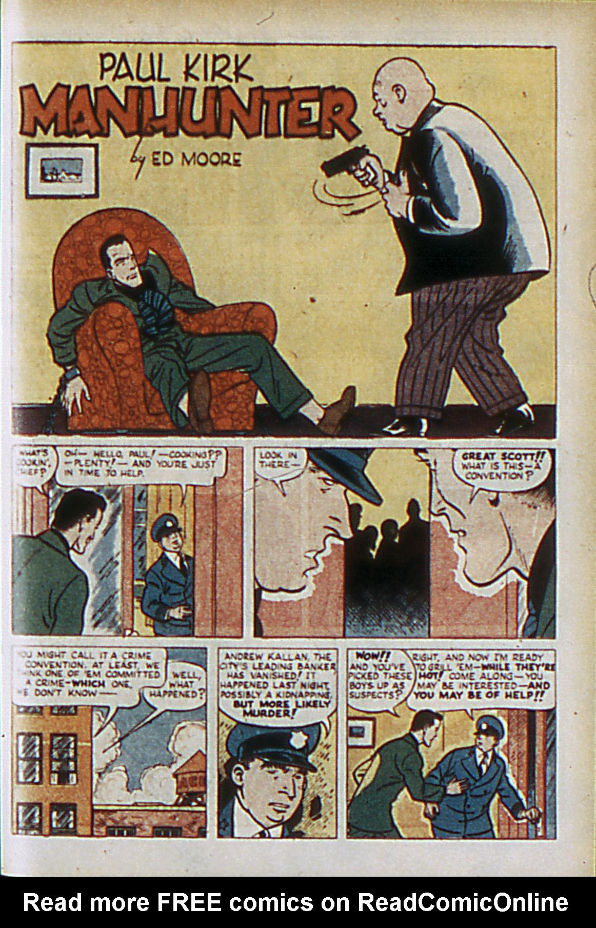 Read online Adventure Comics (1938) comic -  Issue #61 - 42