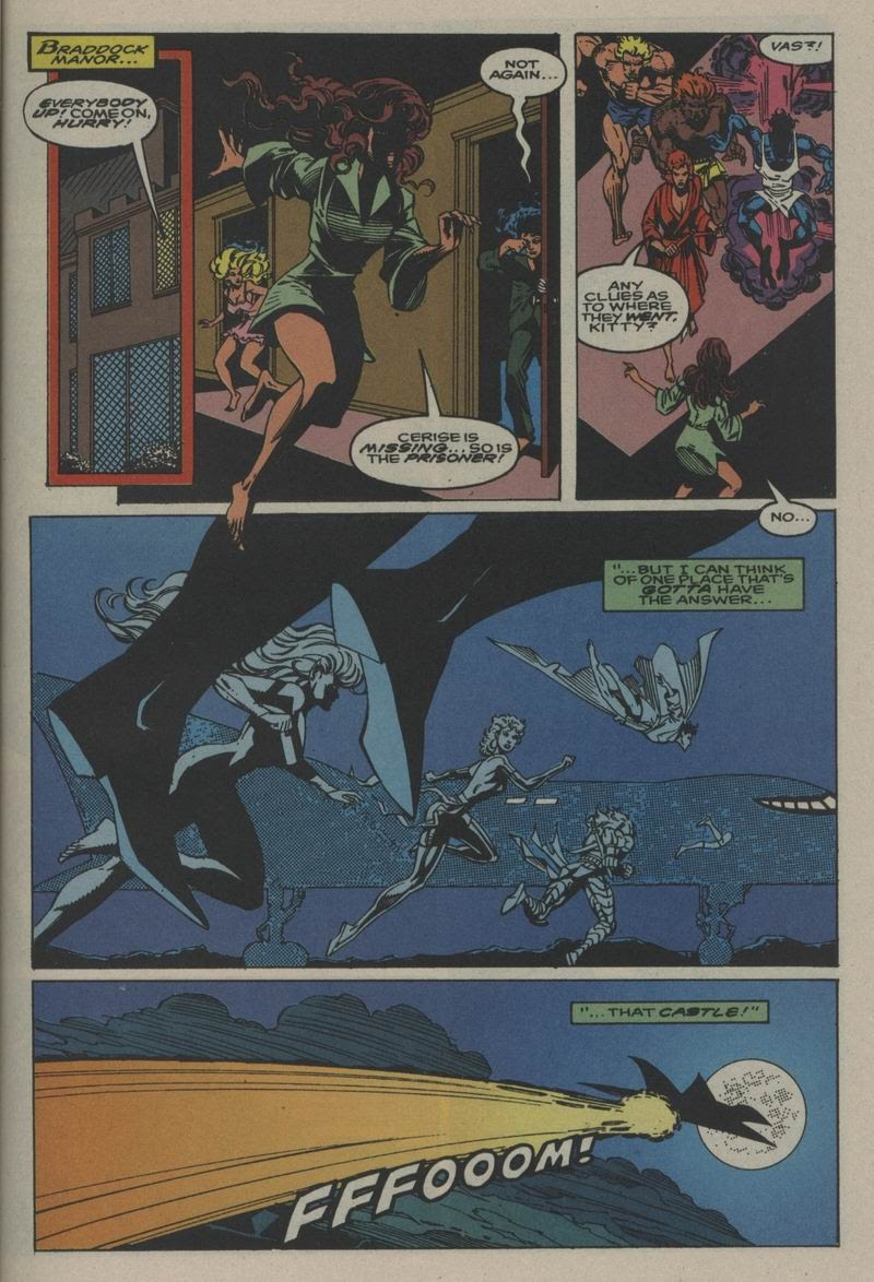 Excalibur (1988) issue Annual 1 - Page 30