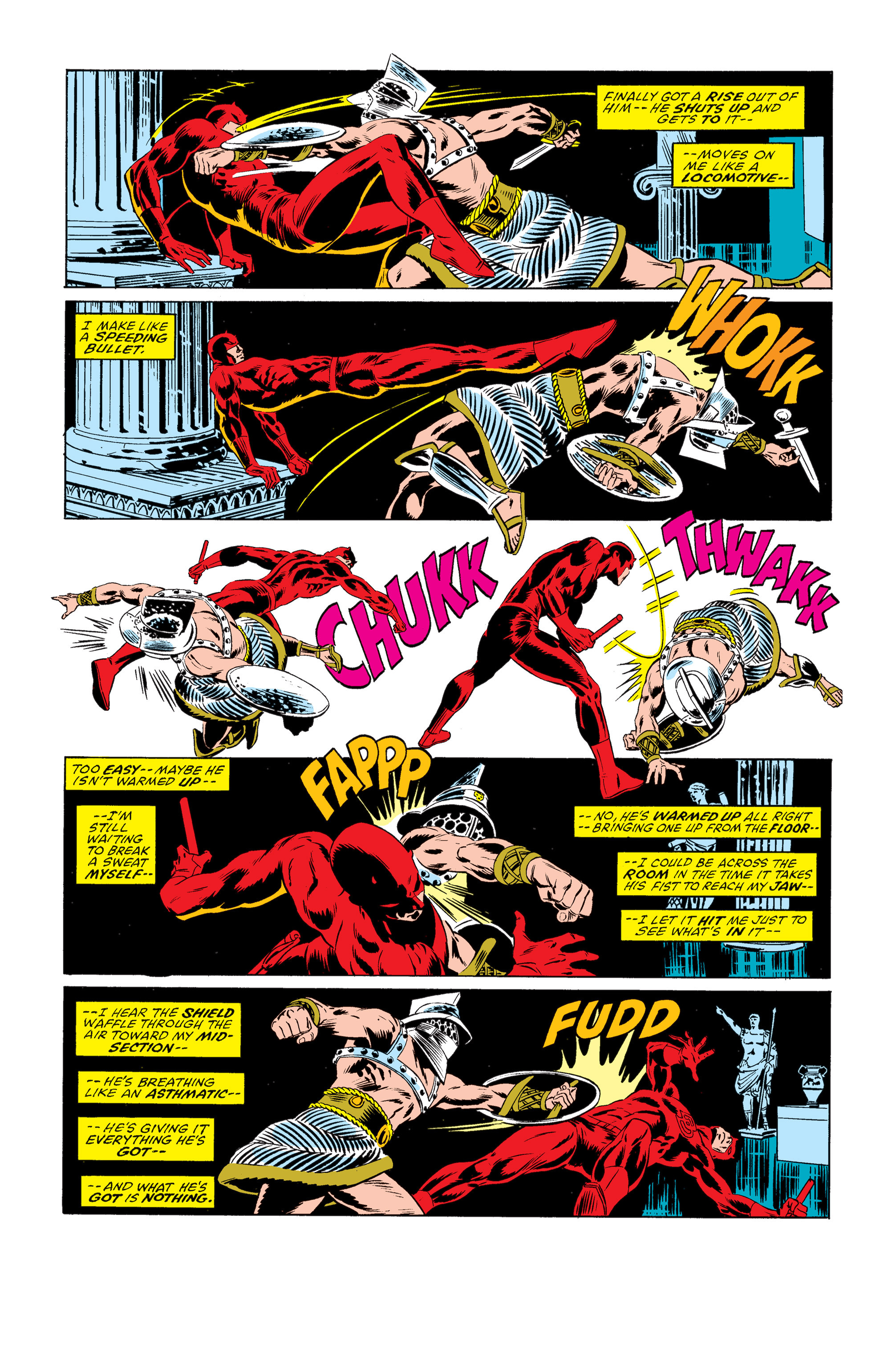 Read online Daredevil: Born Again comic -  Issue # Full - 21
