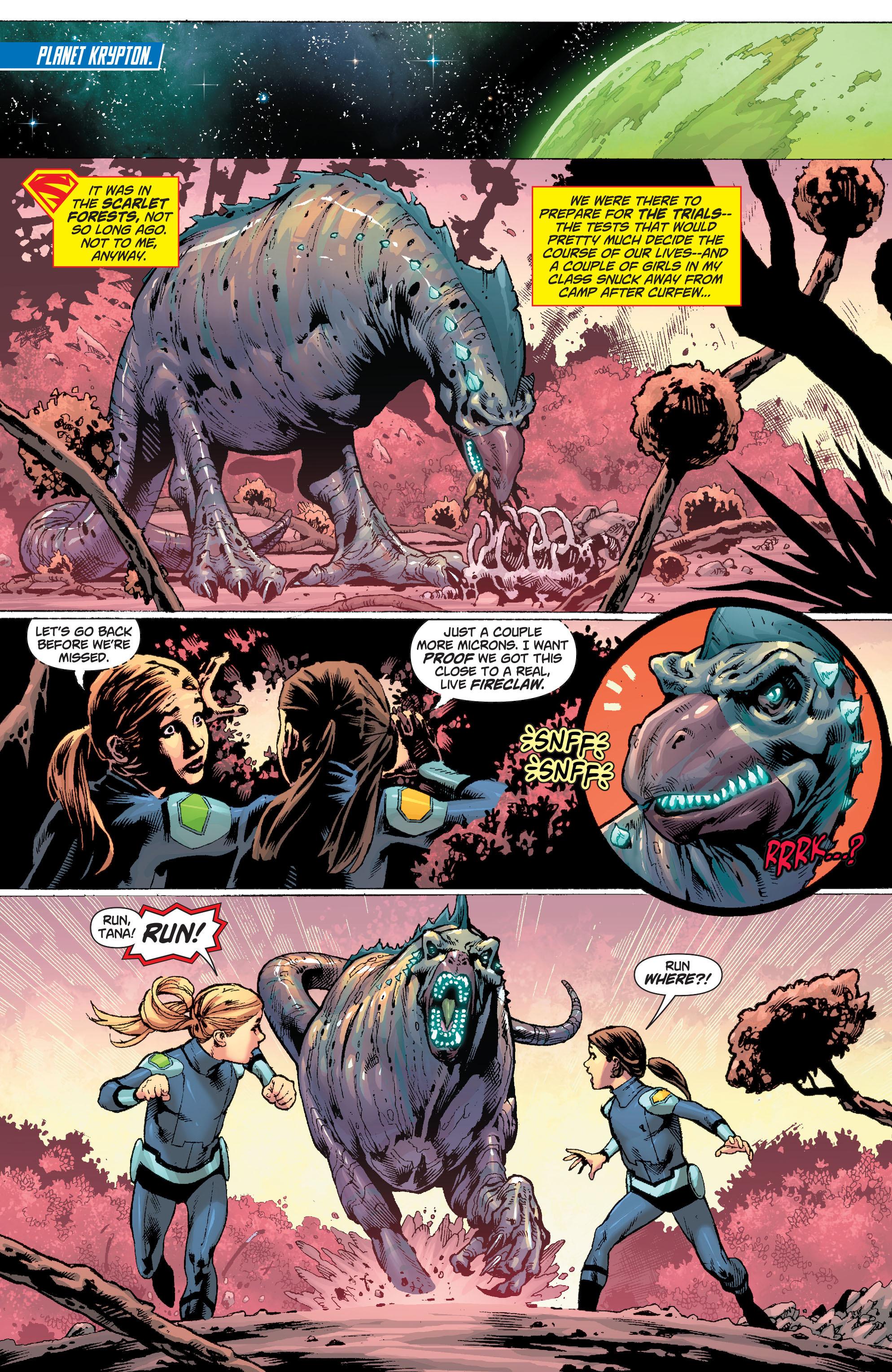 Read online Secret Origins (2014) comic -  Issue #1 - 26