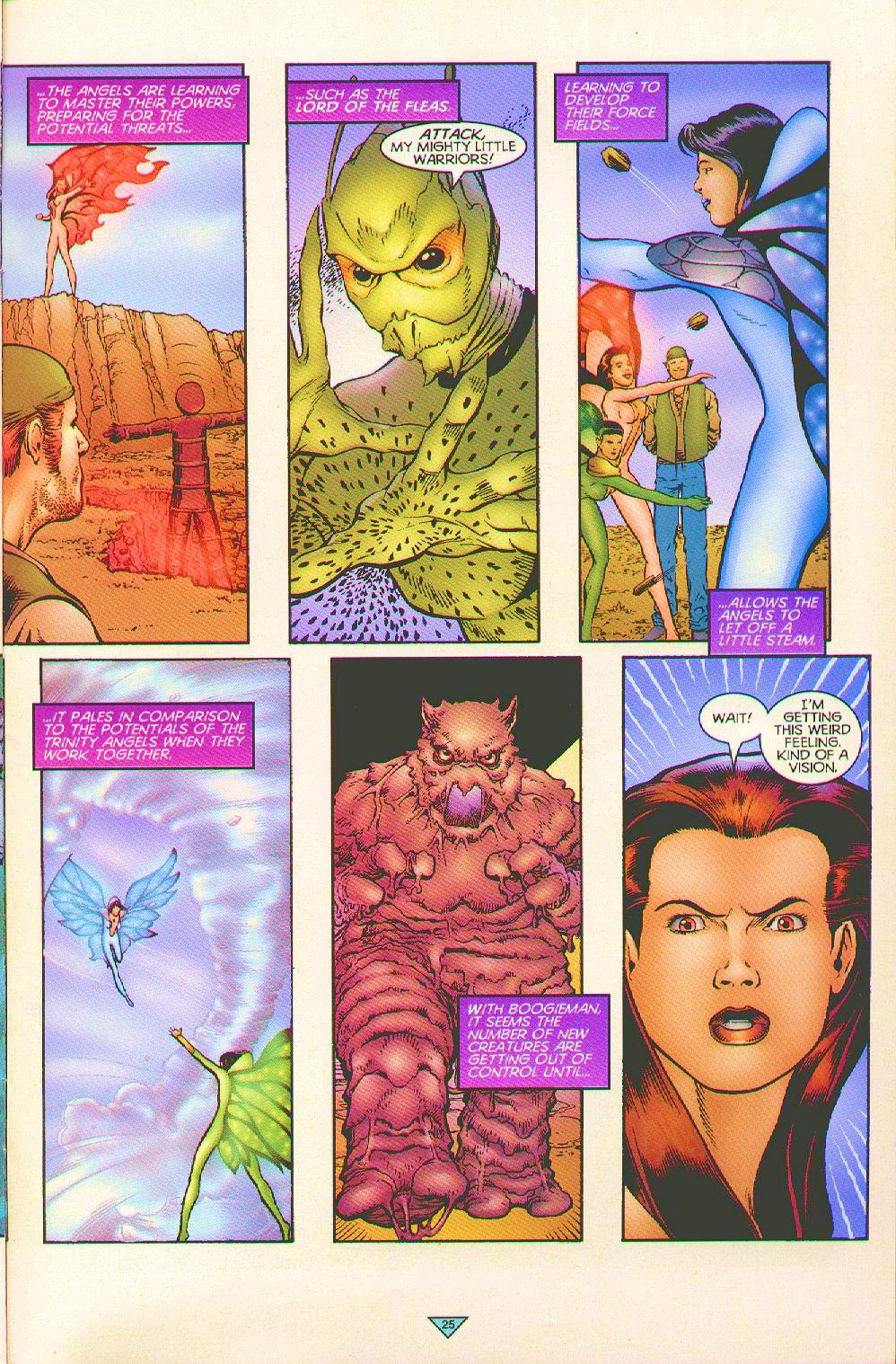 Read online Trinity Angels comic -  Issue #5 - 19