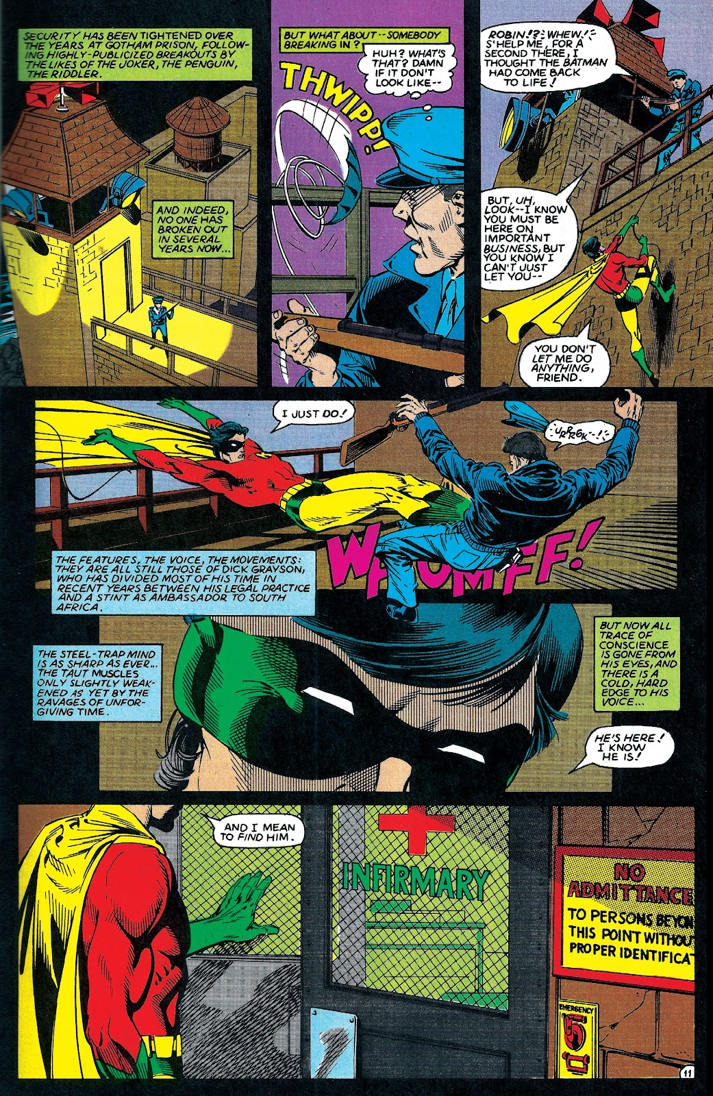 Infinity Inc. (1984) issue 6 - Page 12