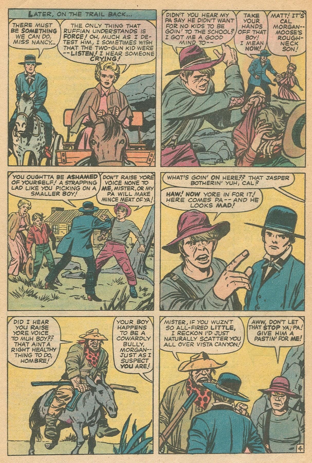 Read online Two-Gun Kid comic -  Issue #130 - 8