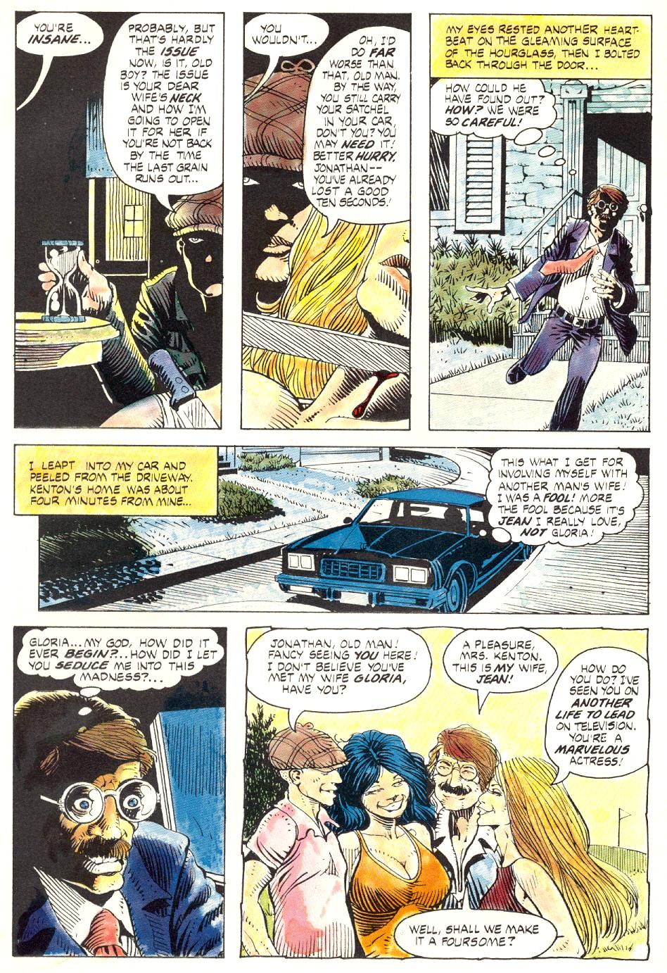 Read online Twisted Tales (1982) comic -  Issue #4 - 15