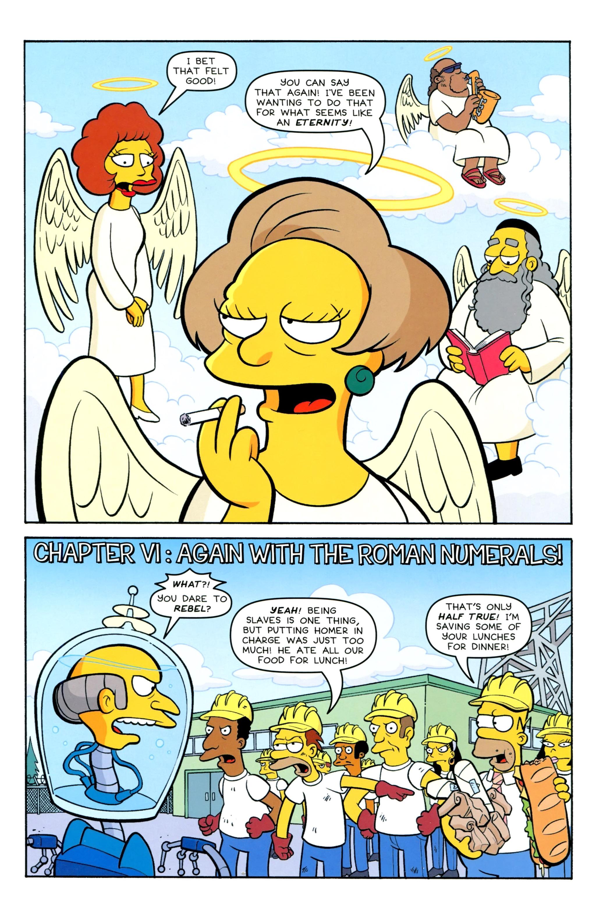 Read online Simpsons Comics Presents Bart Simpson comic -  Issue #100 - 33