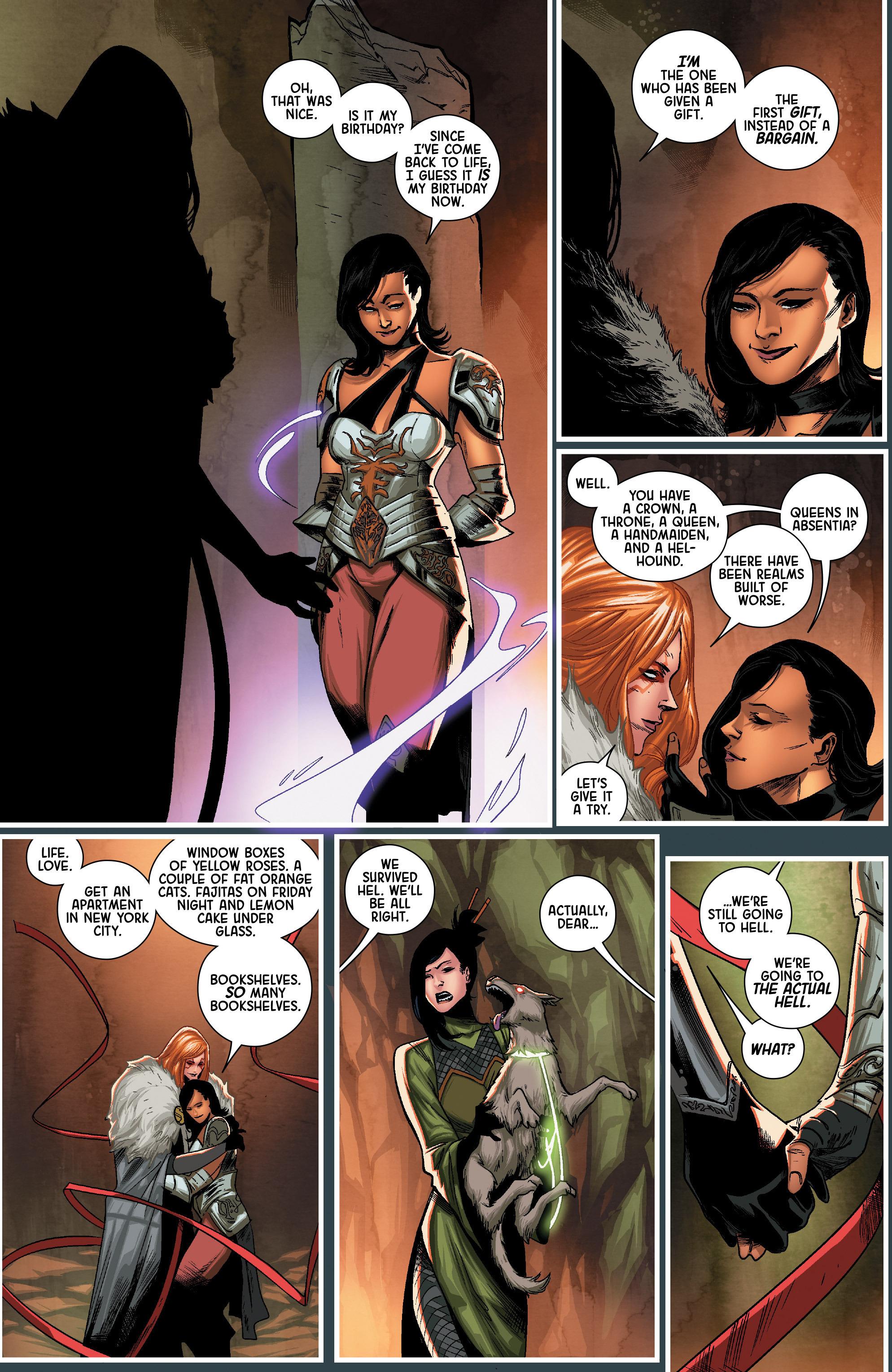 Read online Angela: Queen Of Hel comic -  Issue #5 - 20