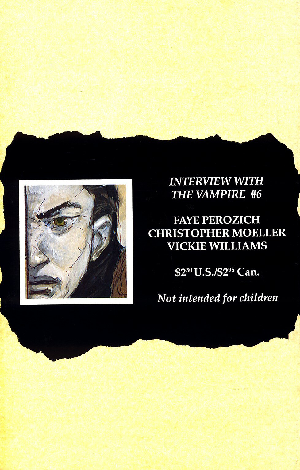 Read online Anne Rice's Interview with the Vampire comic -  Issue #6 - 4