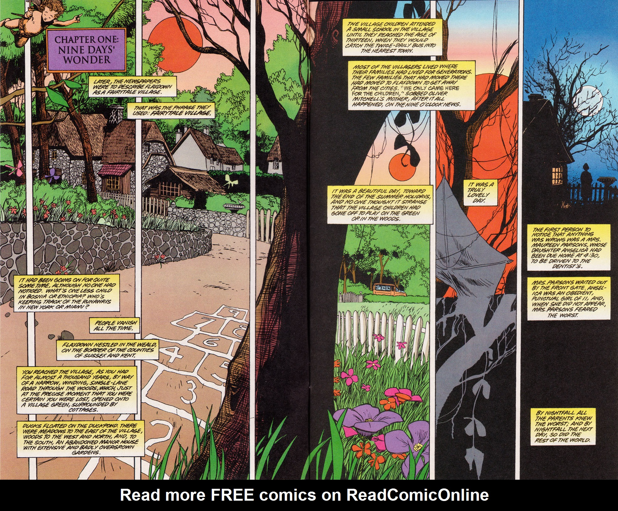 Read online The Children's Crusade comic -  Issue #1 - 3