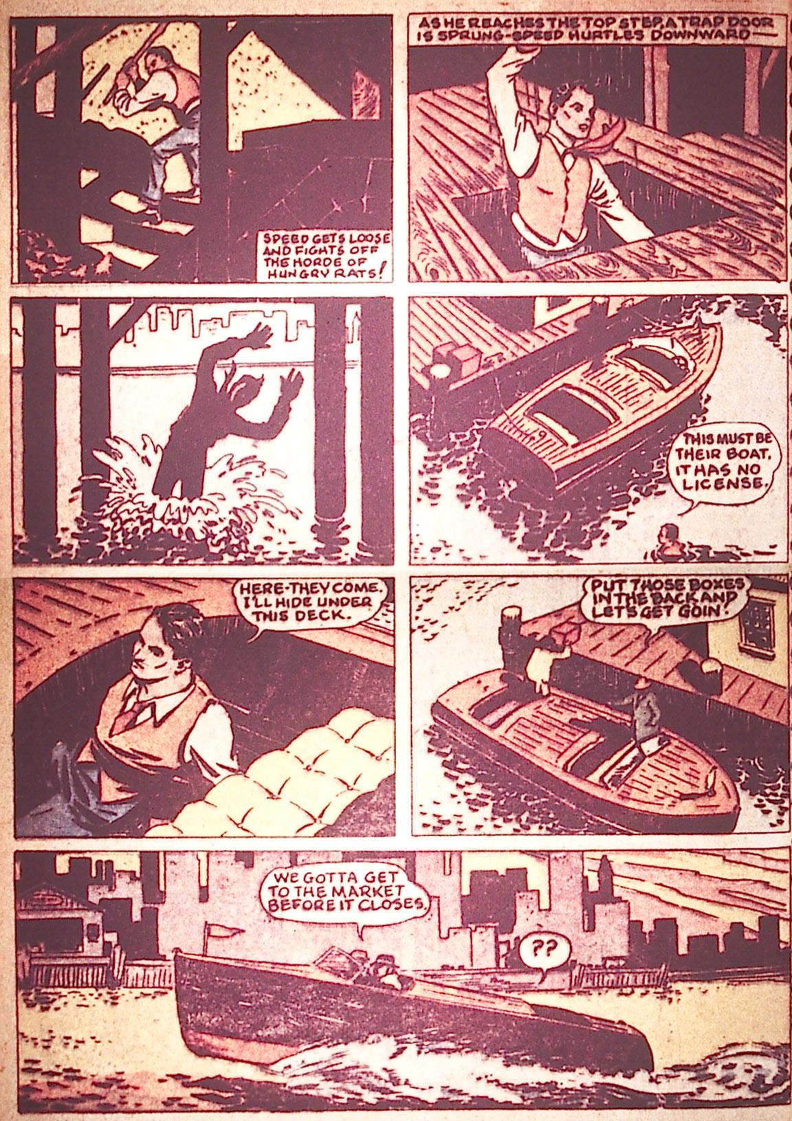 Read online Detective Comics (1937) comic -  Issue #5 - 62