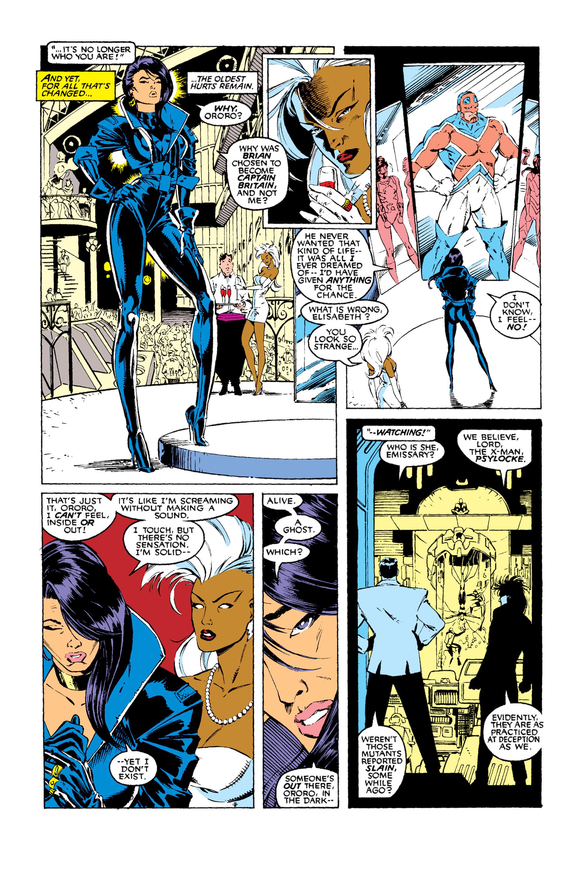 Read online Uncanny X-Men (1963) comic -  Issue #256 - 13