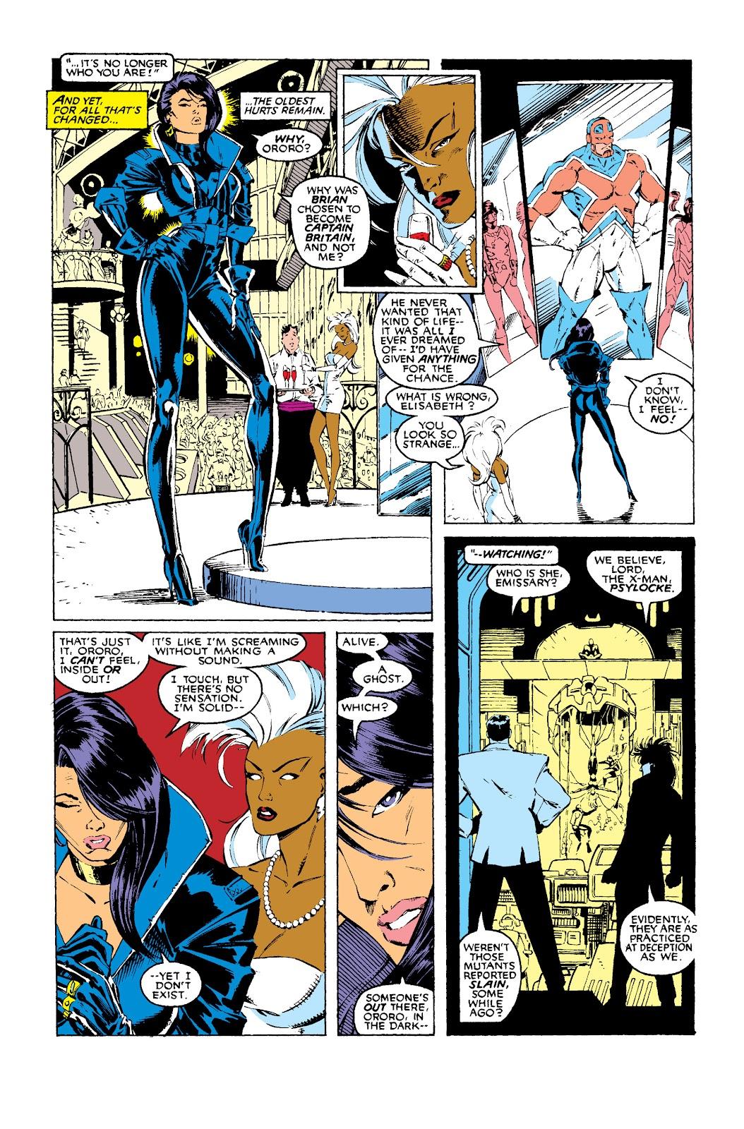 Uncanny X-Men (1963) issue 256 - Page 13