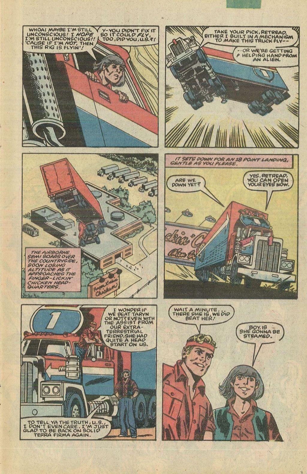 Read online U.S. 1 comic -  Issue #5 - 29