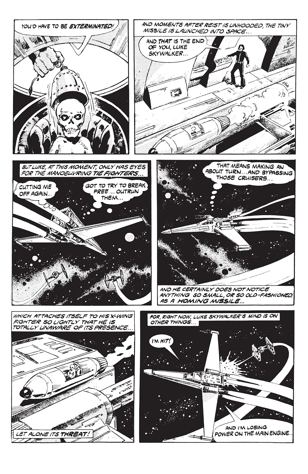 Read online Star Wars Legends: The Original Marvel Years - Epic Collection comic -  Issue # TPB 3 (Part 4) - 83