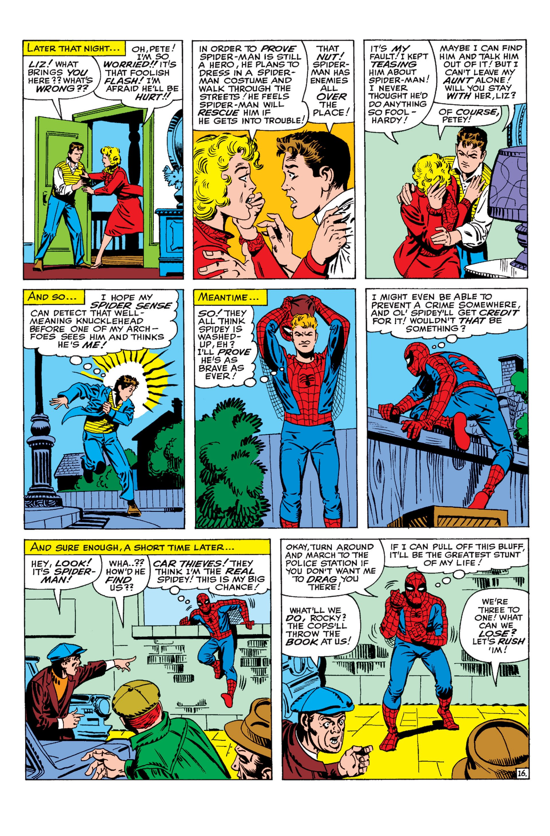 The Amazing Spider-Man (1963) 18 Page 16