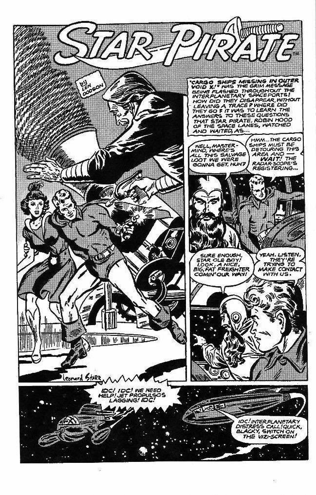 Read online Men of Mystery Comics comic -  Issue #46 - 34