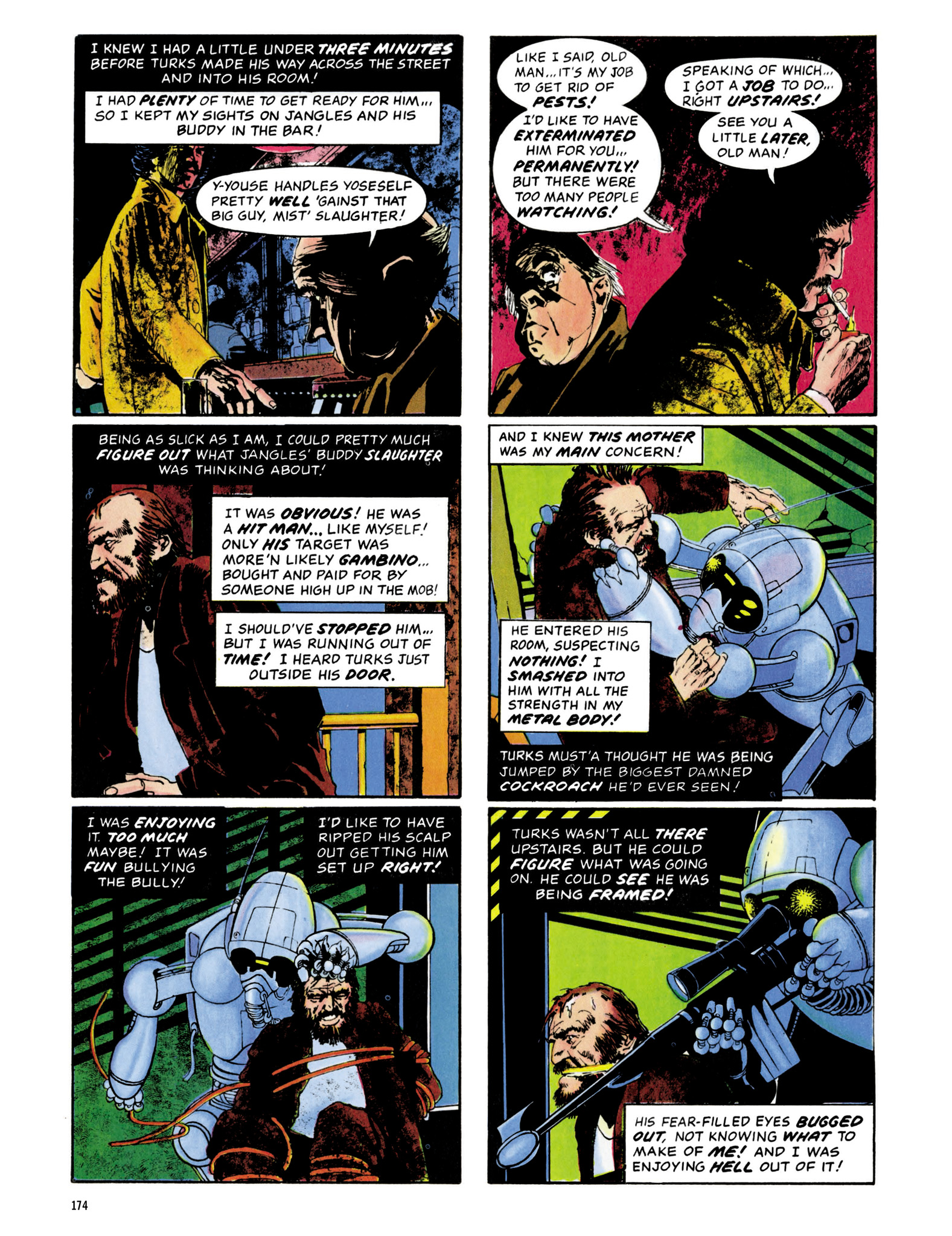 Read online Eerie Archives comic -  Issue # TPB 13 - 175