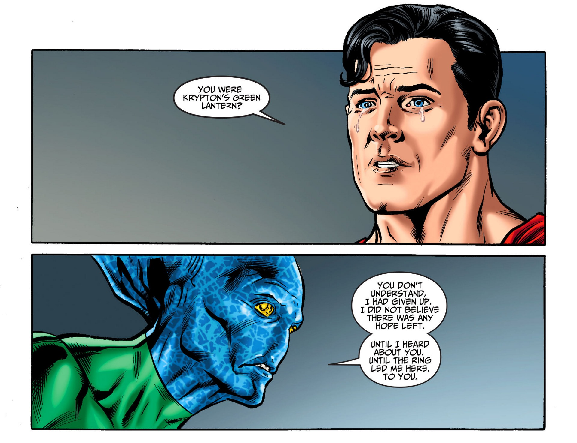 Read online Adventures of Superman [I] comic -  Issue #32 - 3