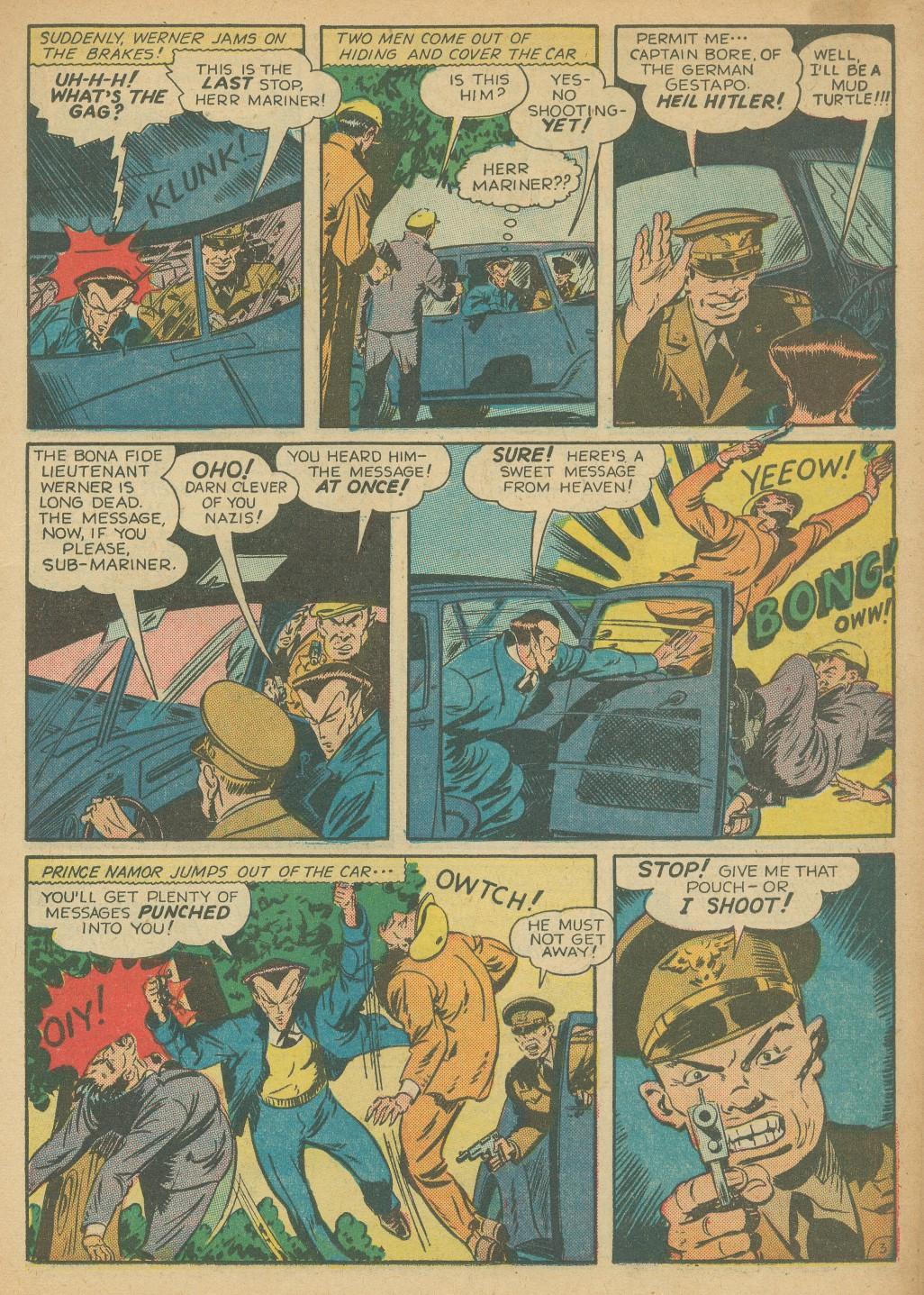 Read online All-Winners Comics comic -  Issue #8 - 31