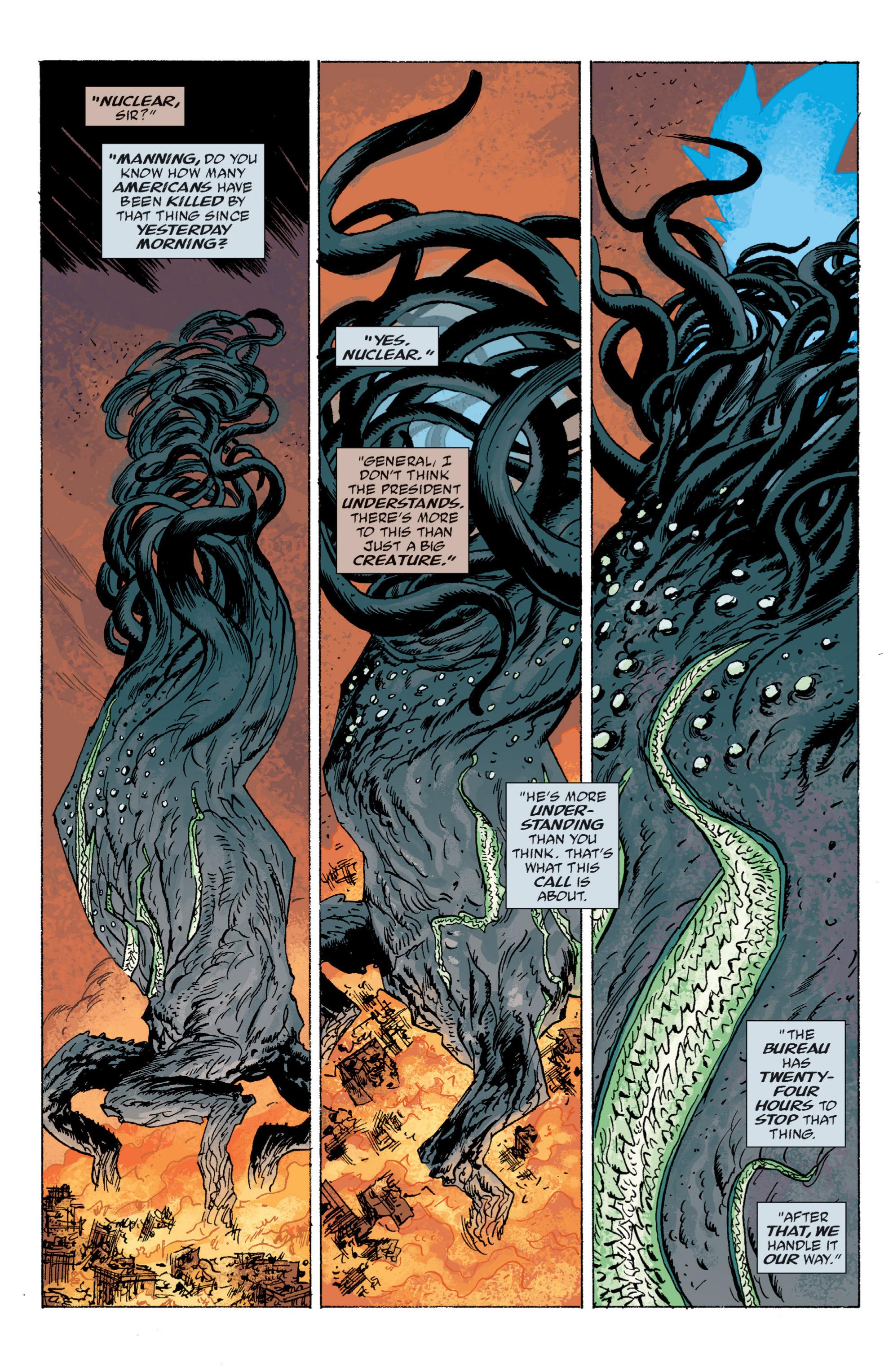 Read online B.P.R.D. (2003) comic -  Issue # TPB 5 - 125