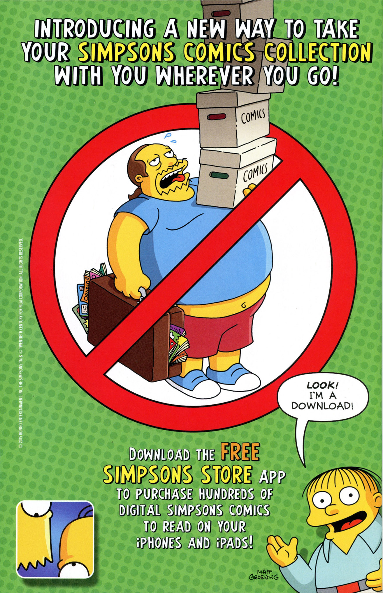 Read online Treehouse of Horror comic -  Issue #21 - 48