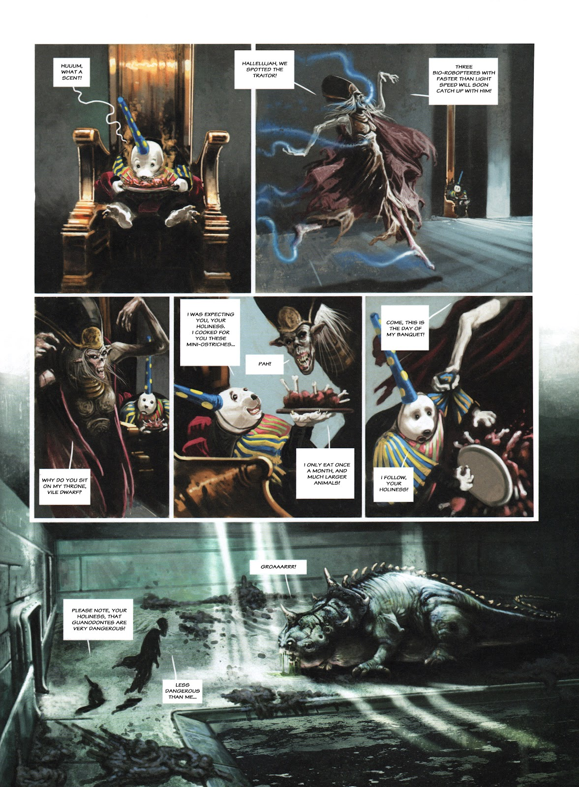 Showman Killer issue 2 - Page 39