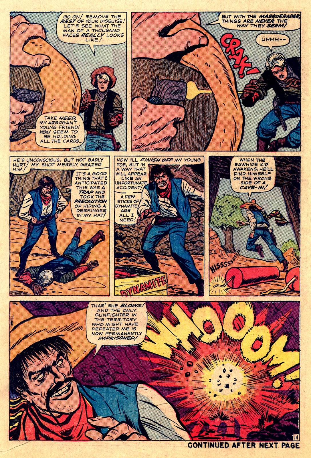The Rawhide Kid (1955) issue 49 - Page 18