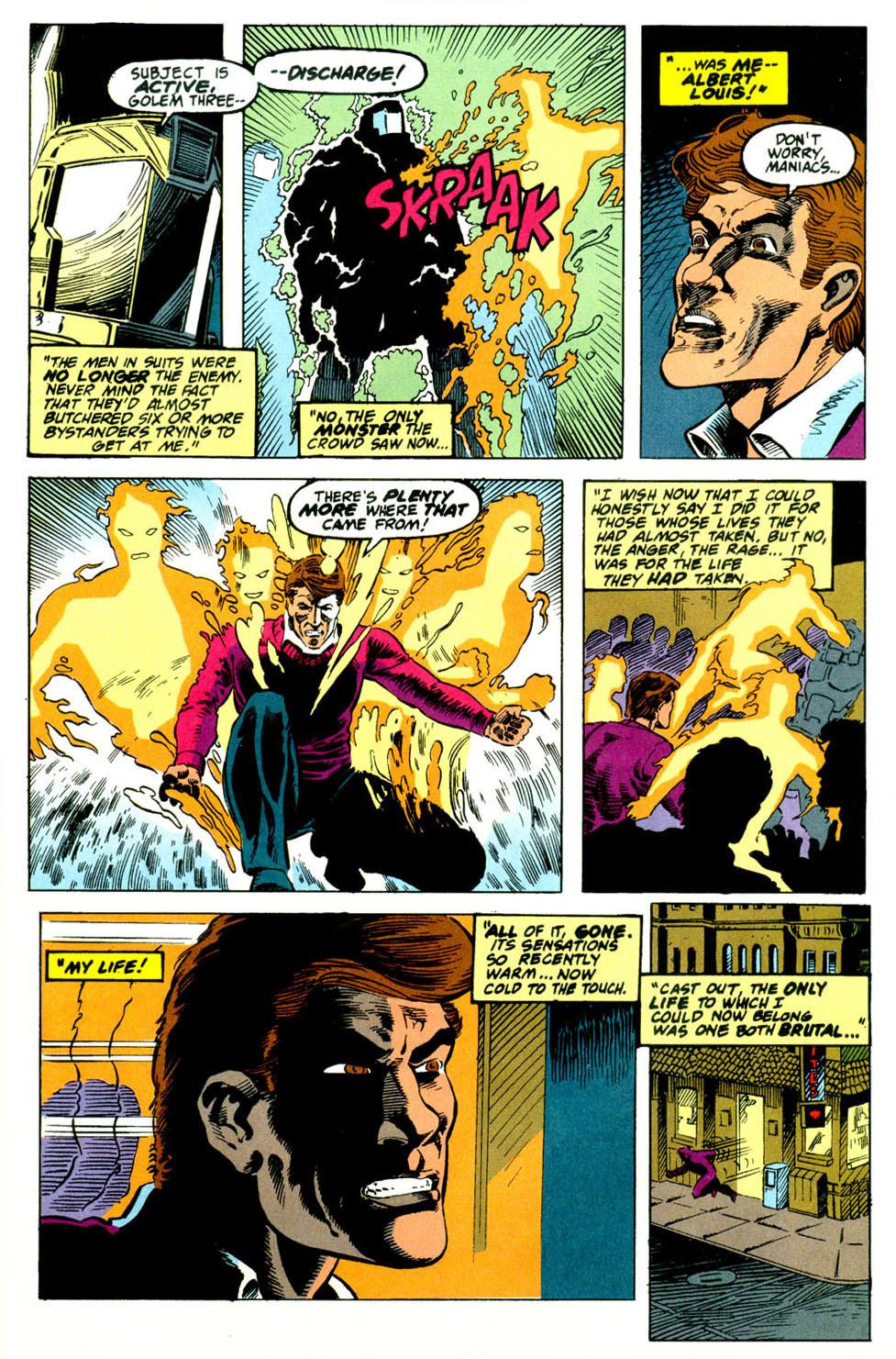 Read online Alpha Flight (1983) comic -  Issue #118 - 7