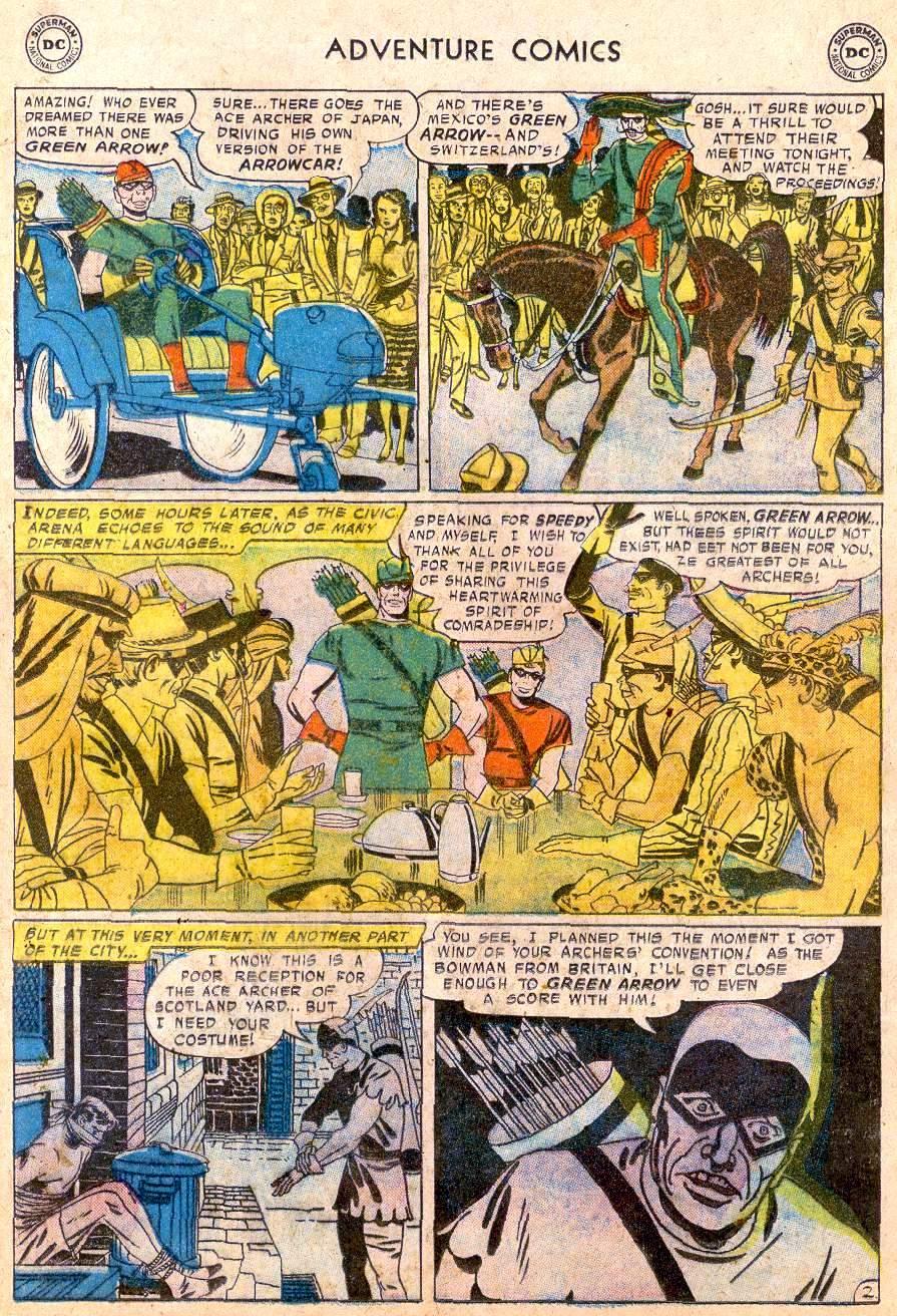 Read online Adventure Comics (1938) comic -  Issue #250 - 19