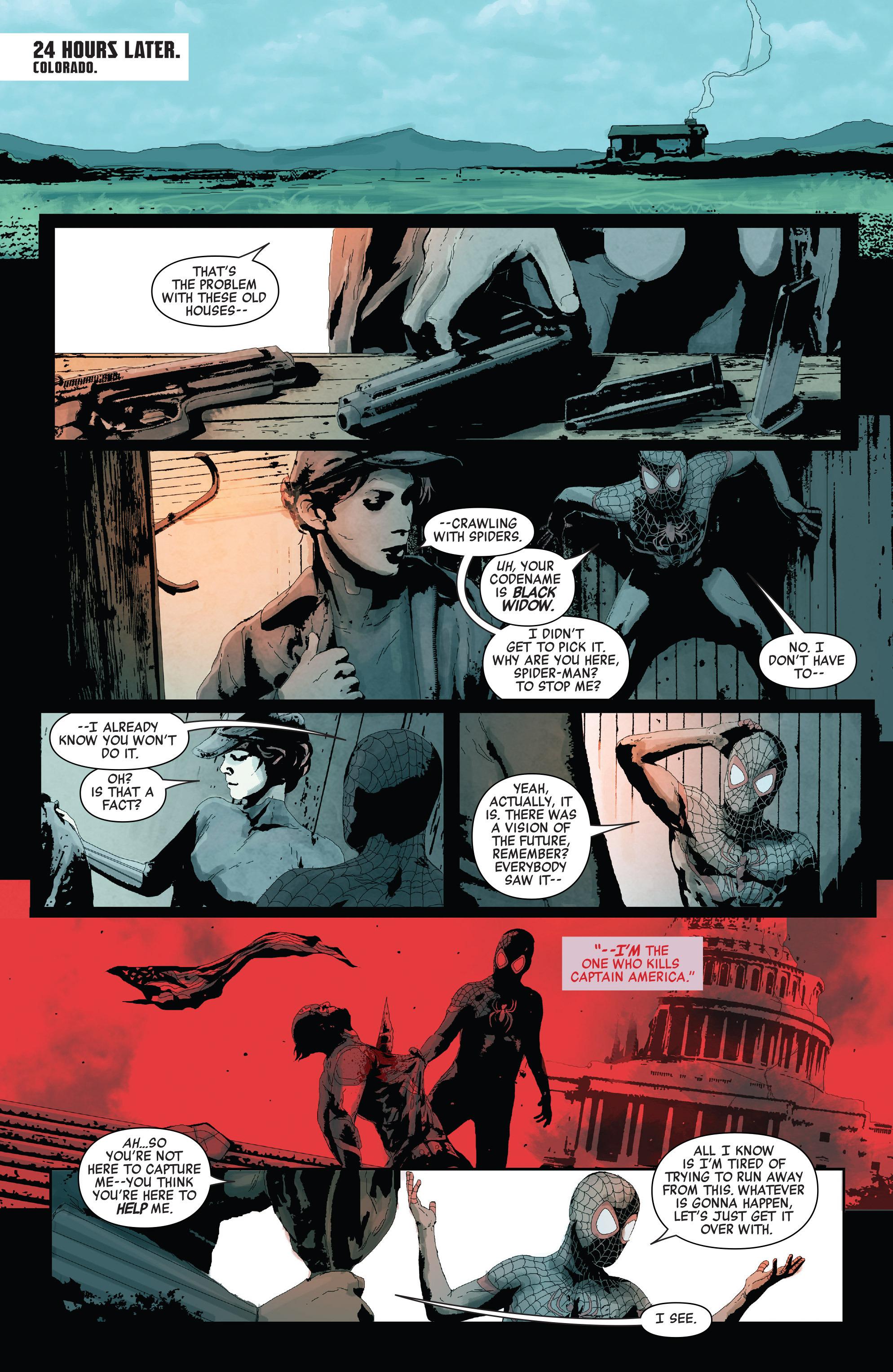 Read online Secret Empire comic -  Issue #2 - 25