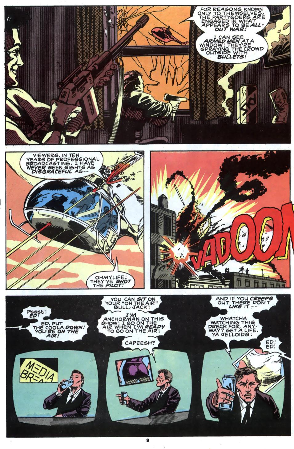 Read online Robocop (1990) comic -  Issue #4 - 8