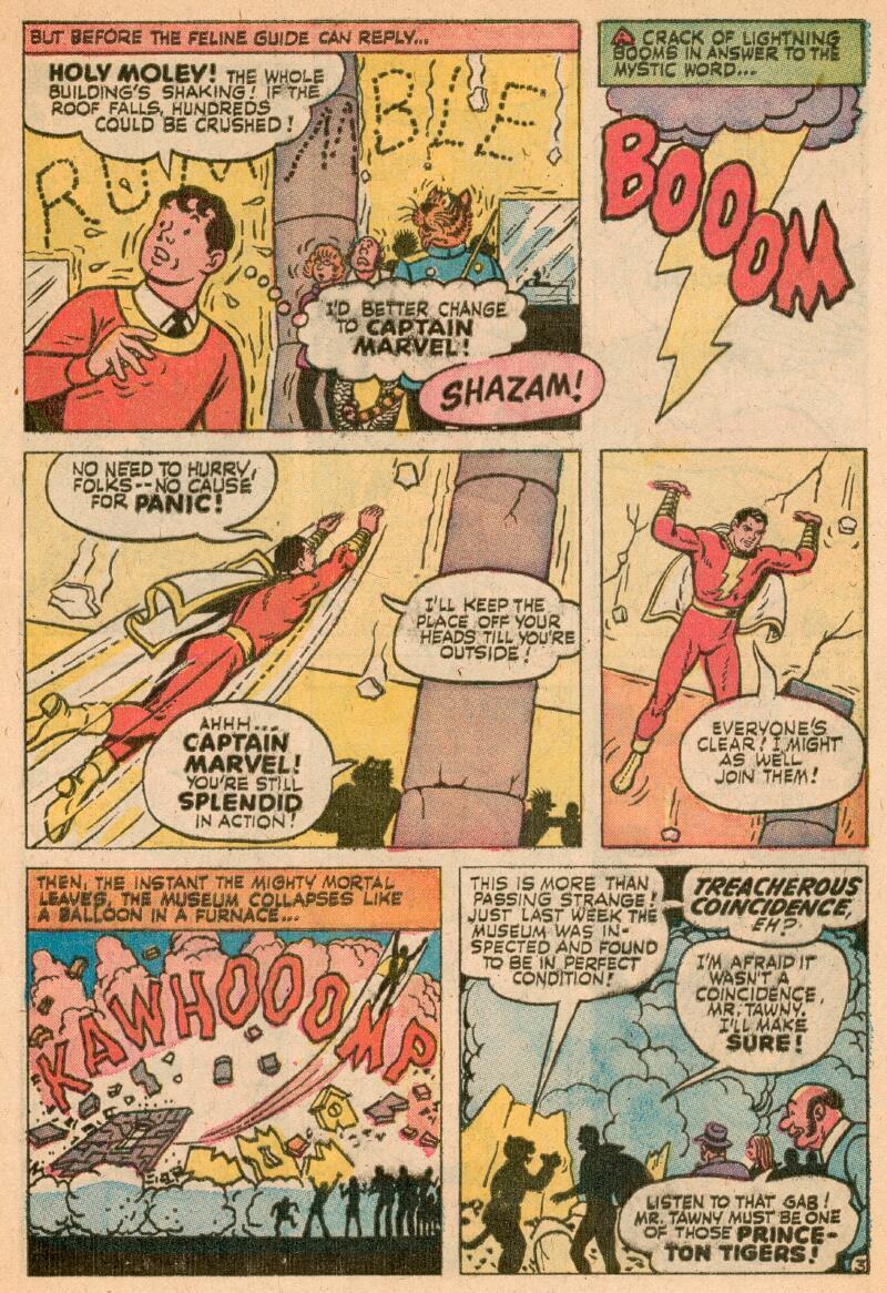 Read online Shazam! (1973) comic -  Issue #2 - 4