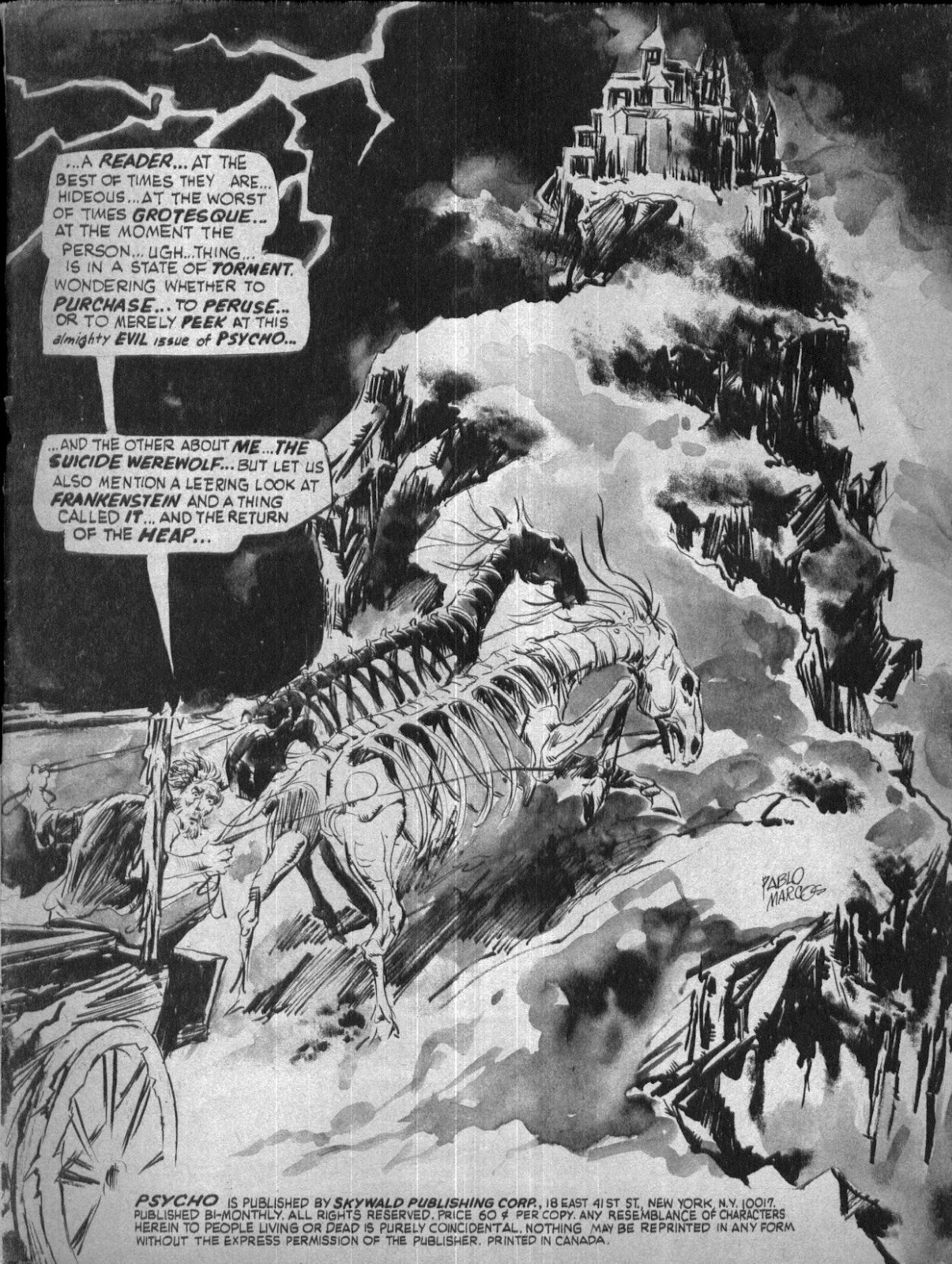 Psycho issue 10 - Page 4