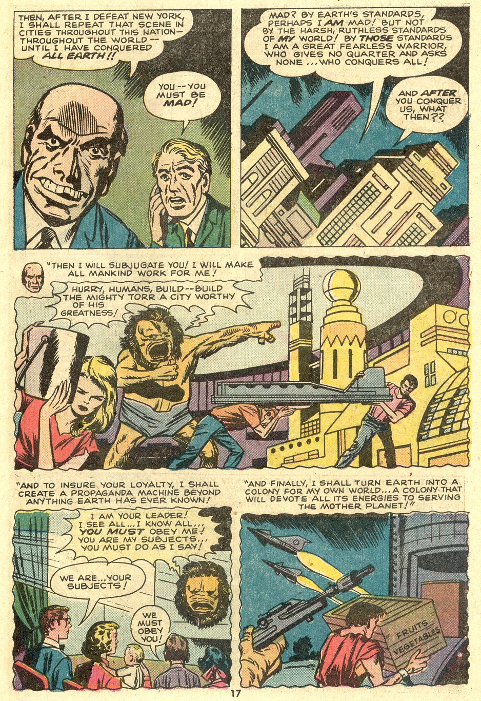 Strange Tales (1951) issue 175 - Page 12