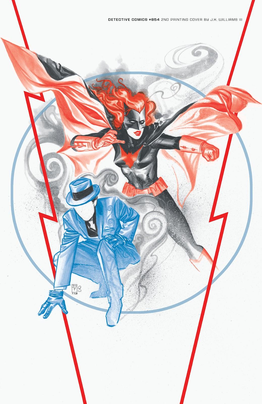 Read online Detective Comics (1937) comic -  Issue # _TPB Batwoman – Elegy (New Edition) (Part 2) - 39