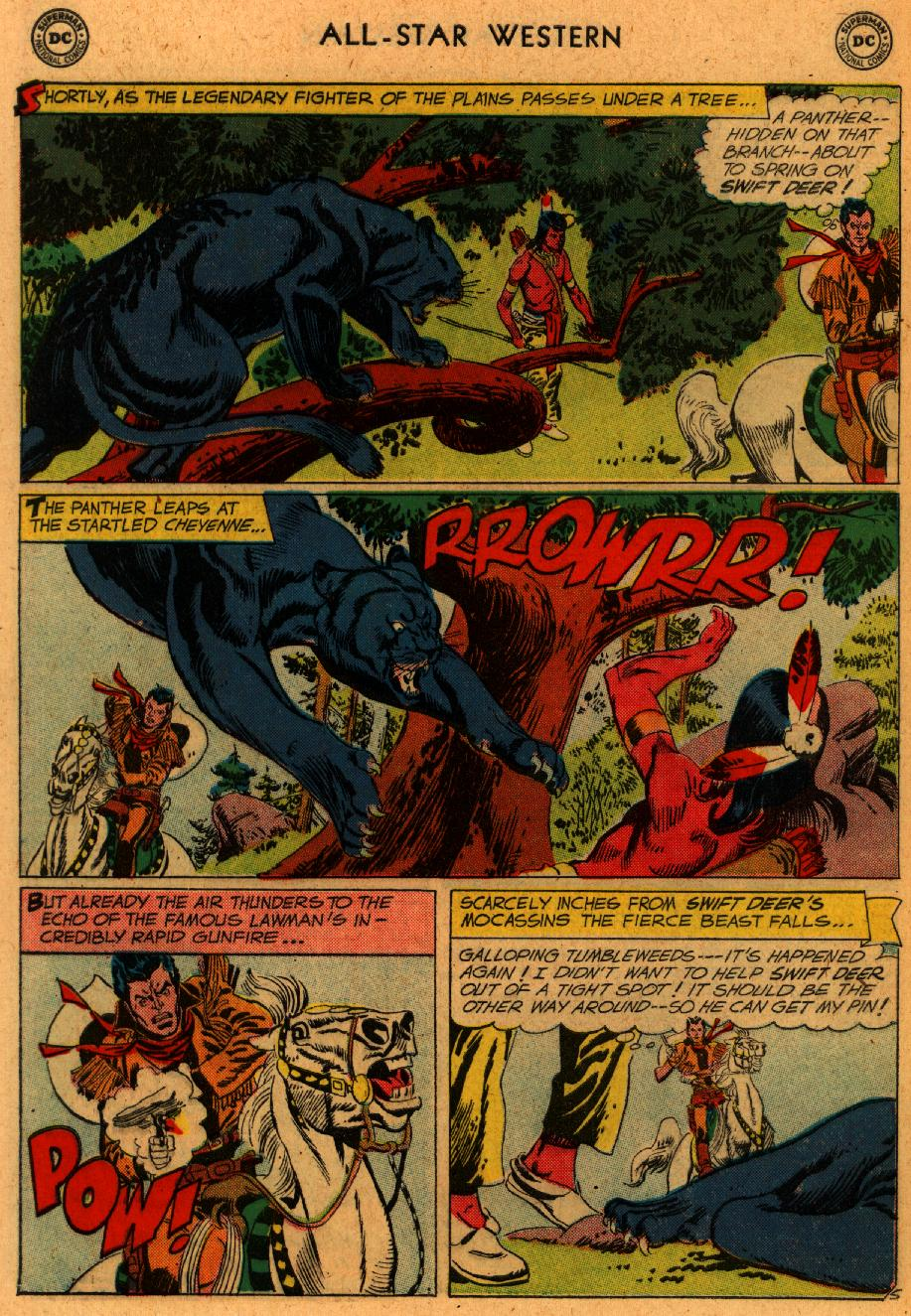 Read online All-Star Western (1951) comic -  Issue #102 - 28
