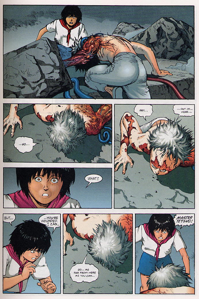 Read online Akira comic -  Issue #31 - 14