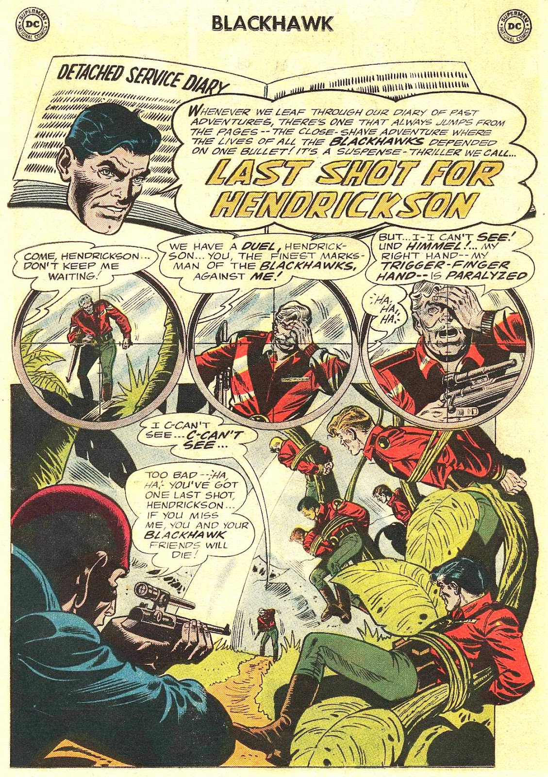 Blackhawk (1957) Issue #201 #94 - English 27