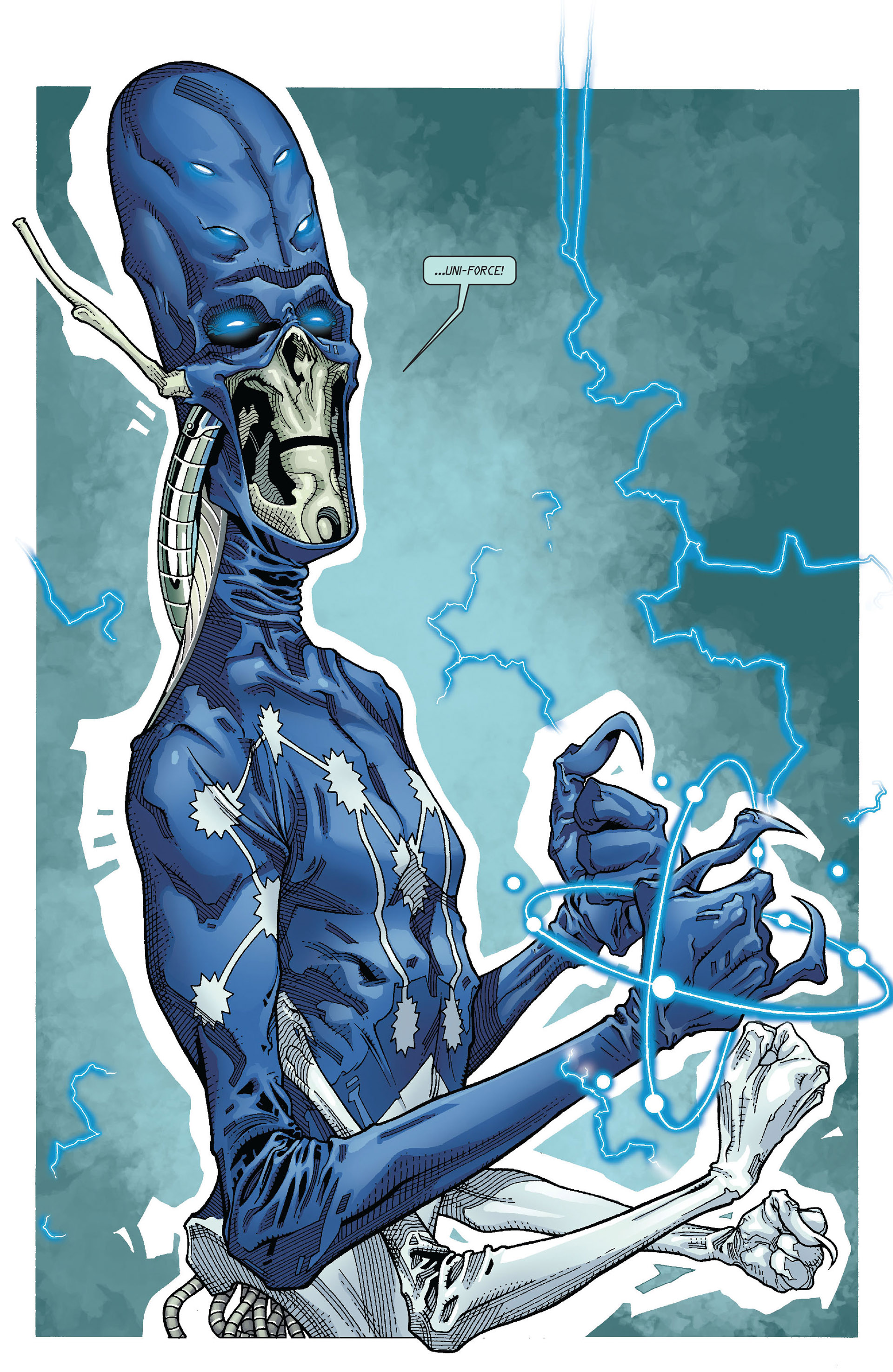 Read online Annihilation: Conquest - Starlord comic -  Issue #4 - 6