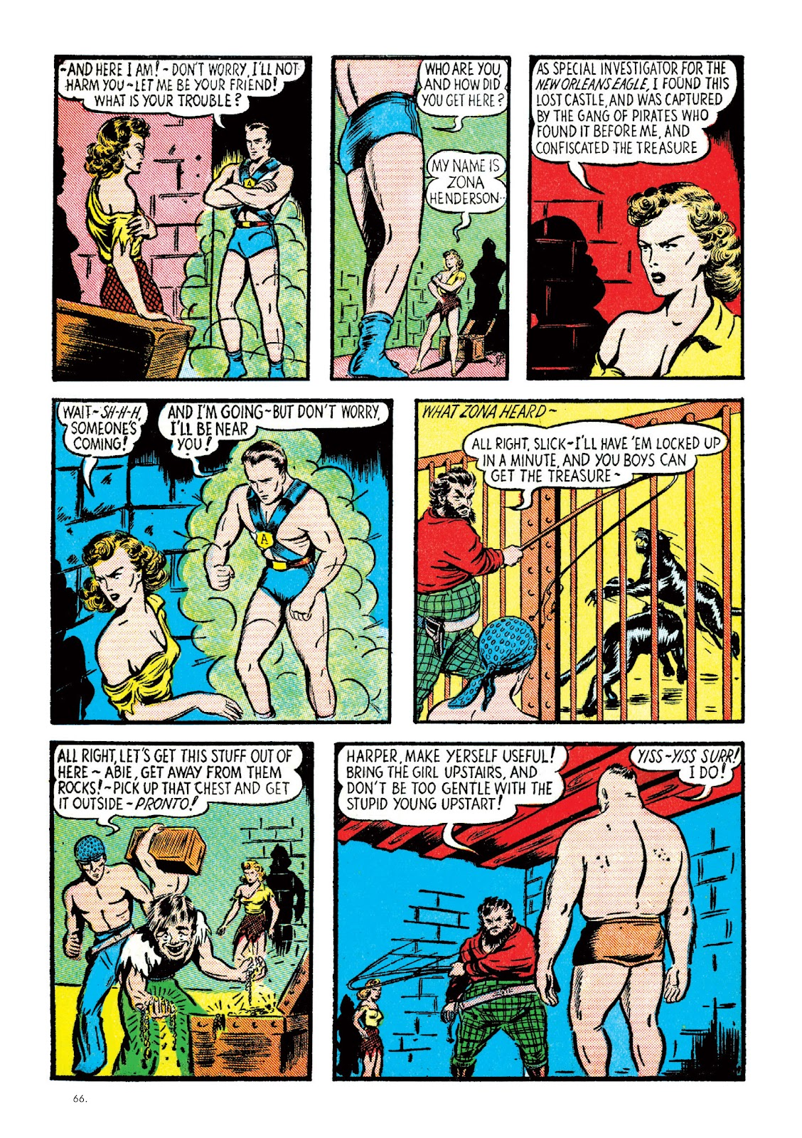 Read online The Bill Everett Archives comic -  Issue # TPB 2 (Part 1) - 67